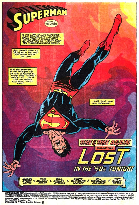 Action Comics (1938) 663 Page 3