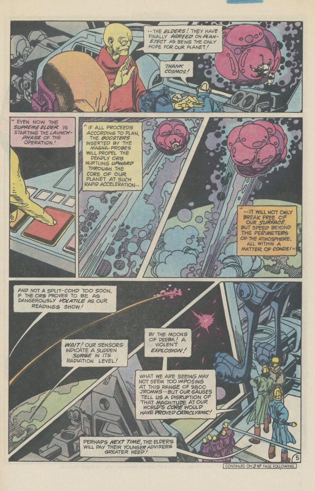 Read online Superman Special (1983) comic -  Issue #2 - 6