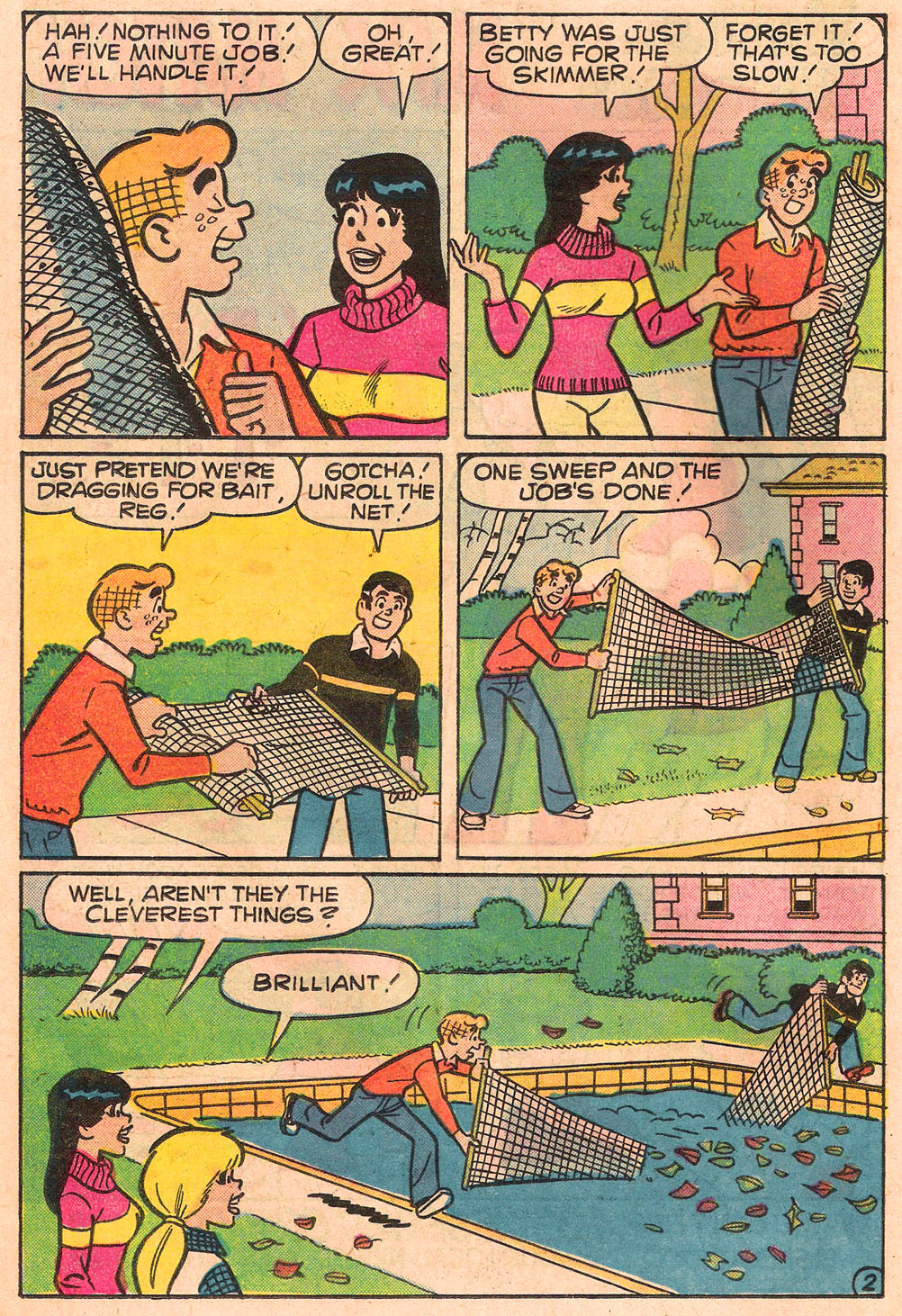 Read online Archie's Girls Betty and Veronica comic -  Issue #265 - 14