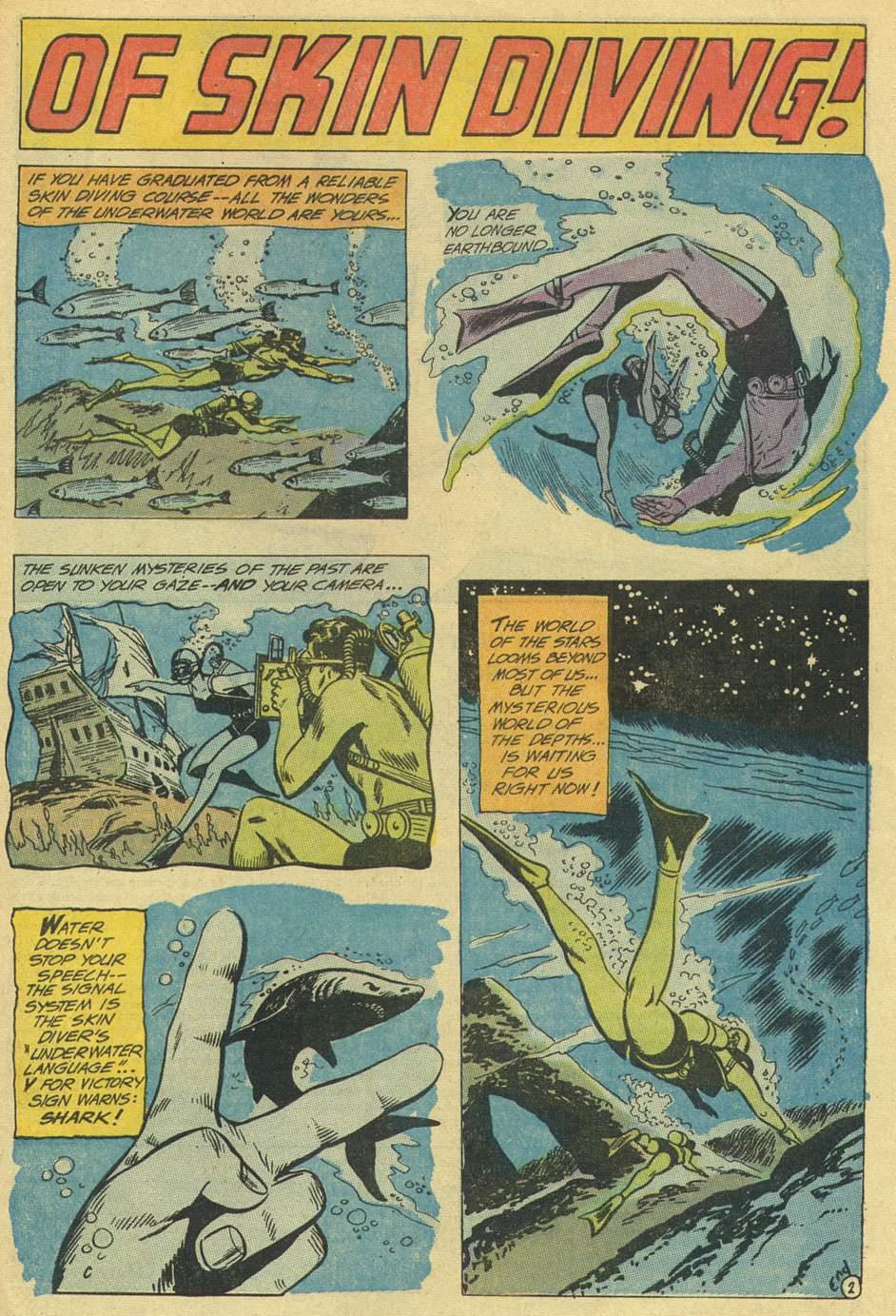 Read online Aquaman (1962) comic -  Issue #54 - 33
