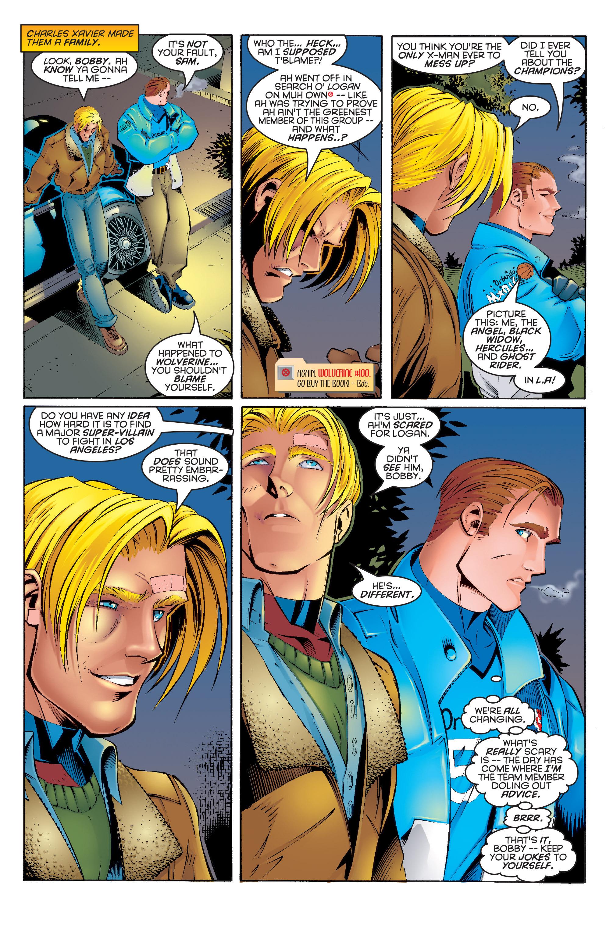 Read online Uncanny X-Men (1963) comic -  Issue #332 - 6