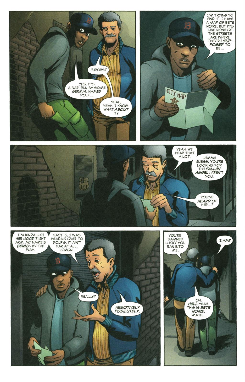 Read online Fallen Angel (2003) comic -  Issue #14 - 3