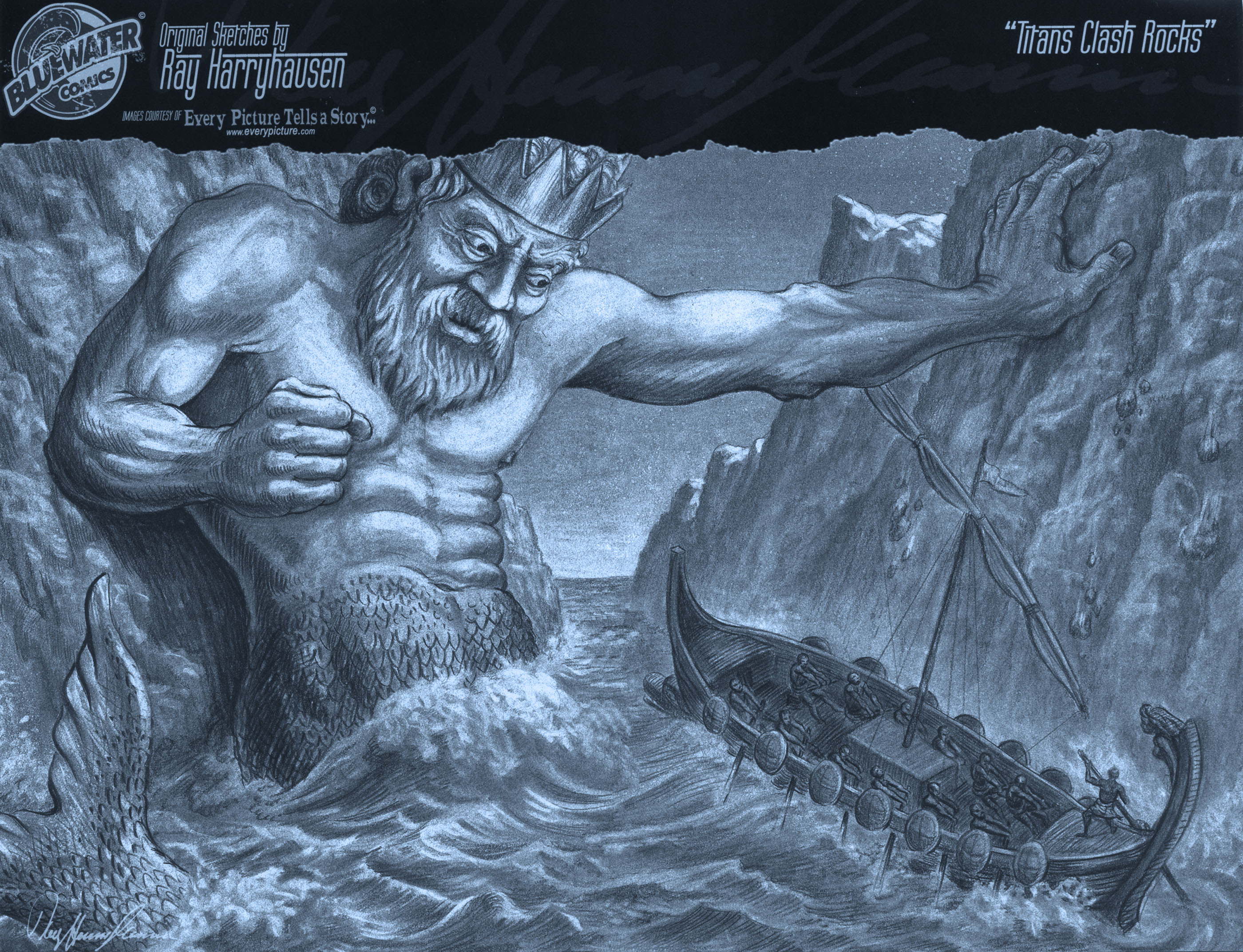 Read online Wrath of the Titans comic -  Issue #4 - 26