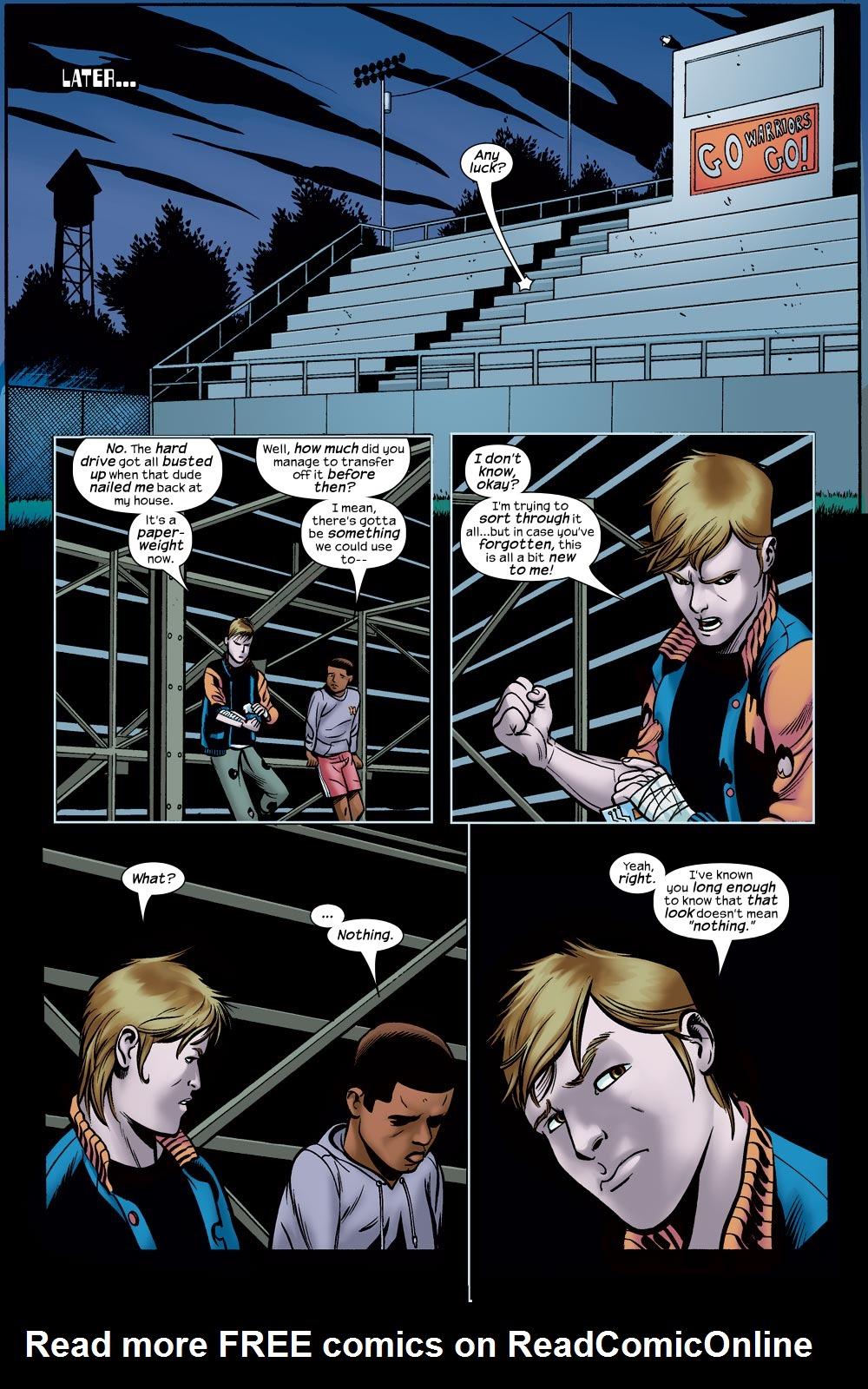 Read online Machine Teen comic -  Issue #4 - 17