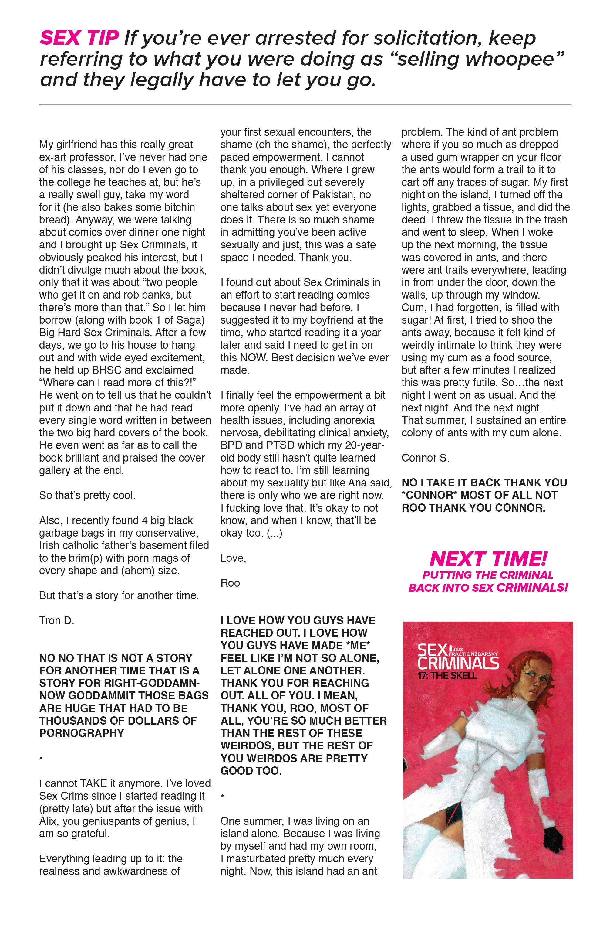 Read online Sex Criminals comic -  Issue #16 - 39