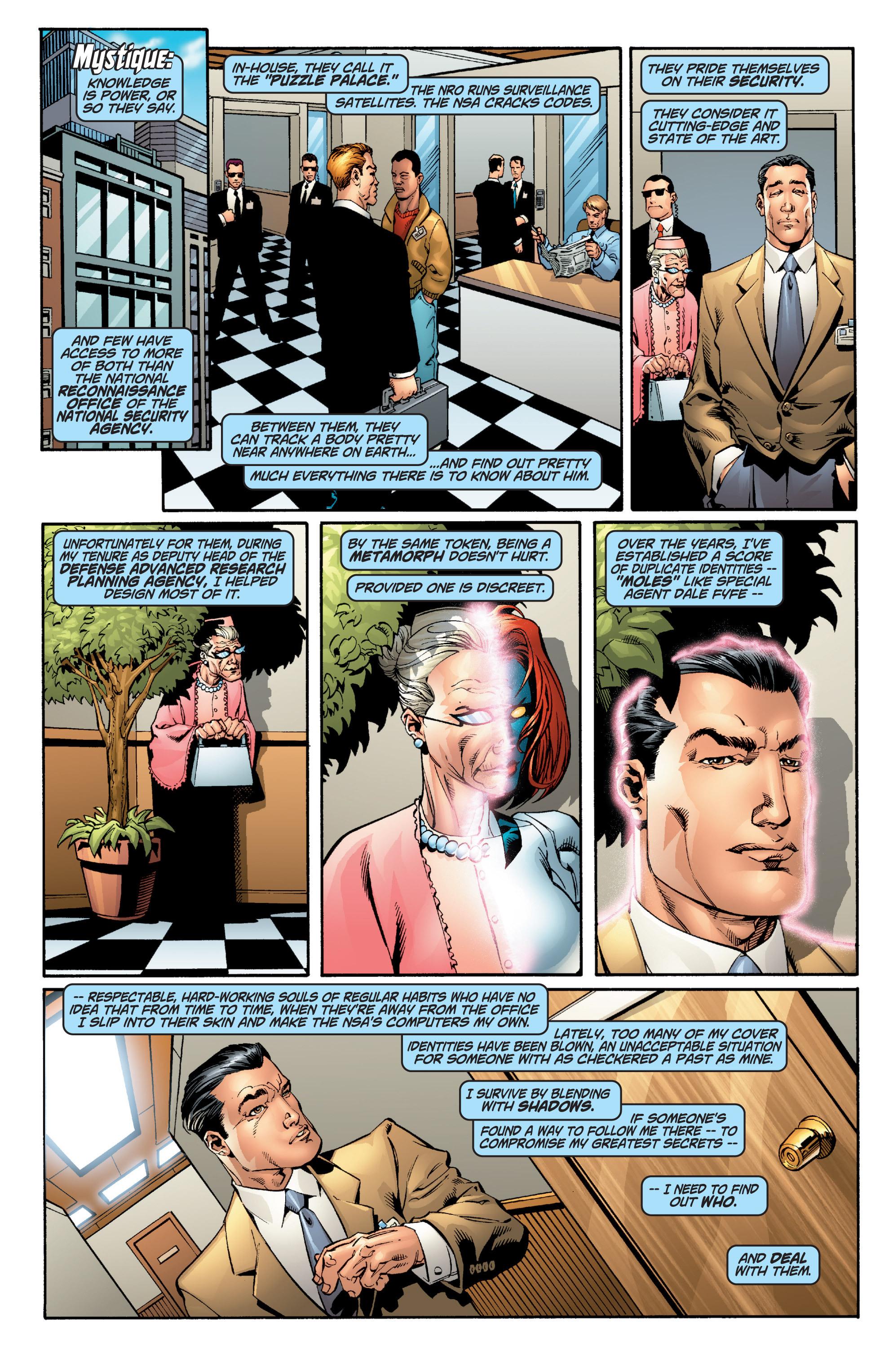 Read online Uncanny X-Men (1963) comic -  Issue #379 - 9