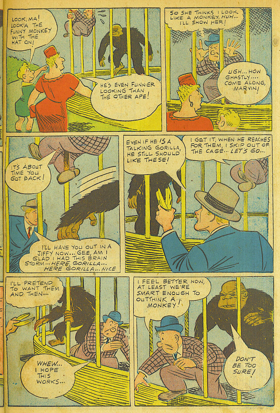 Read online Shadow Comics comic -  Issue #63 - 39