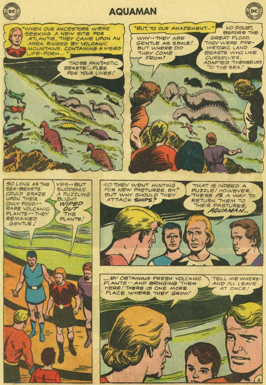 Read online Aquaman (1962) comic -  Issue #7 - 8