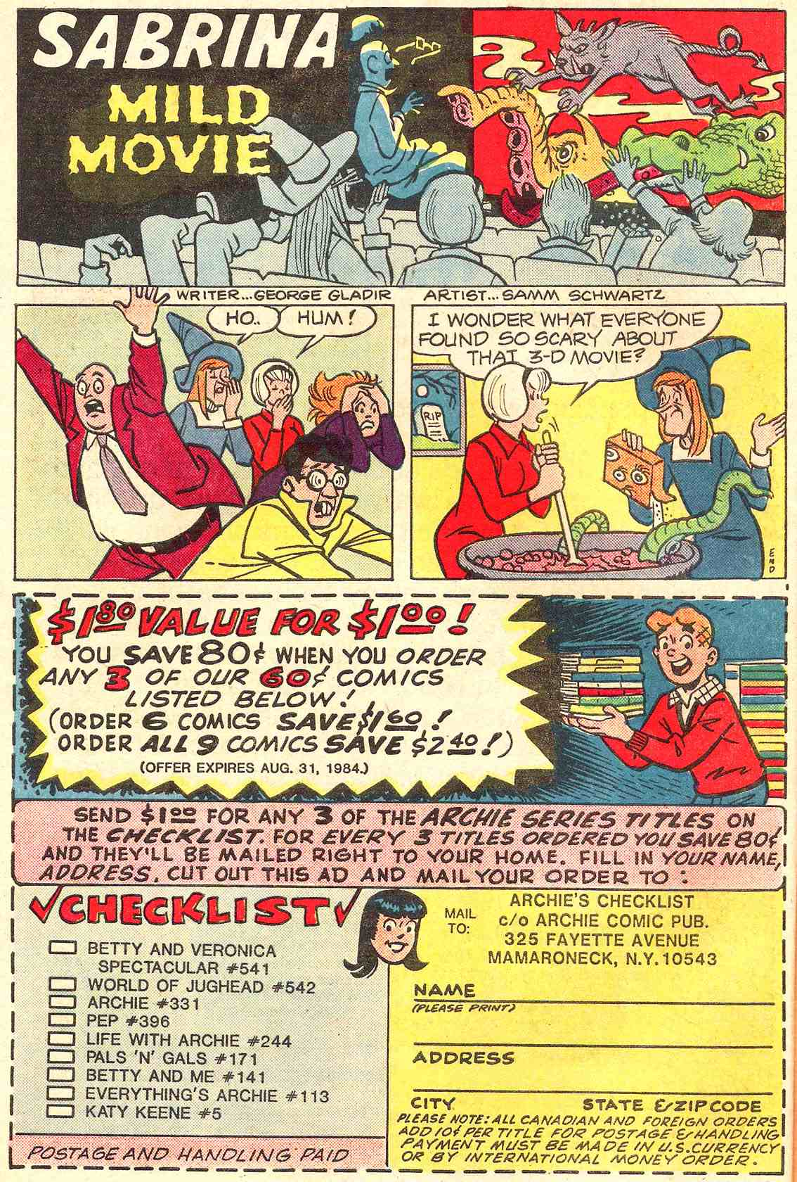 Read online Archie's Girls Betty and Veronica comic -  Issue #331 - 10