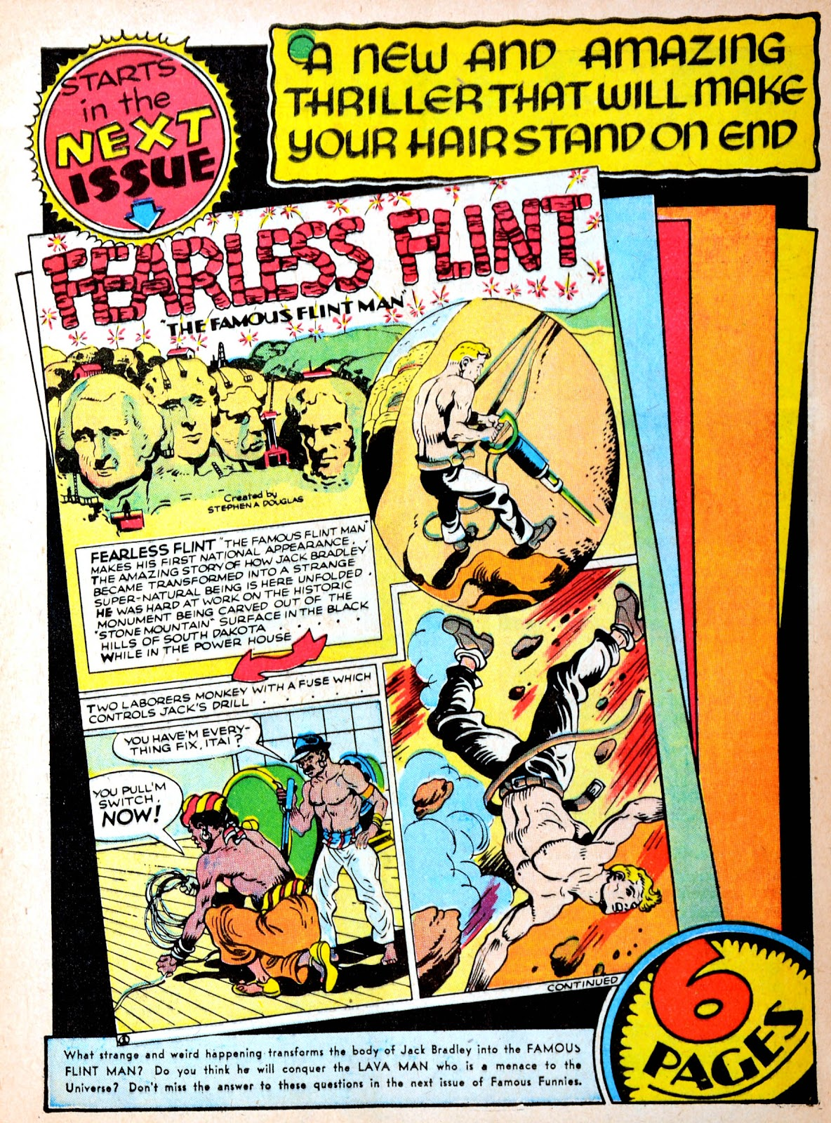 Read online Famous Funnies comic -  Issue #88 - 9