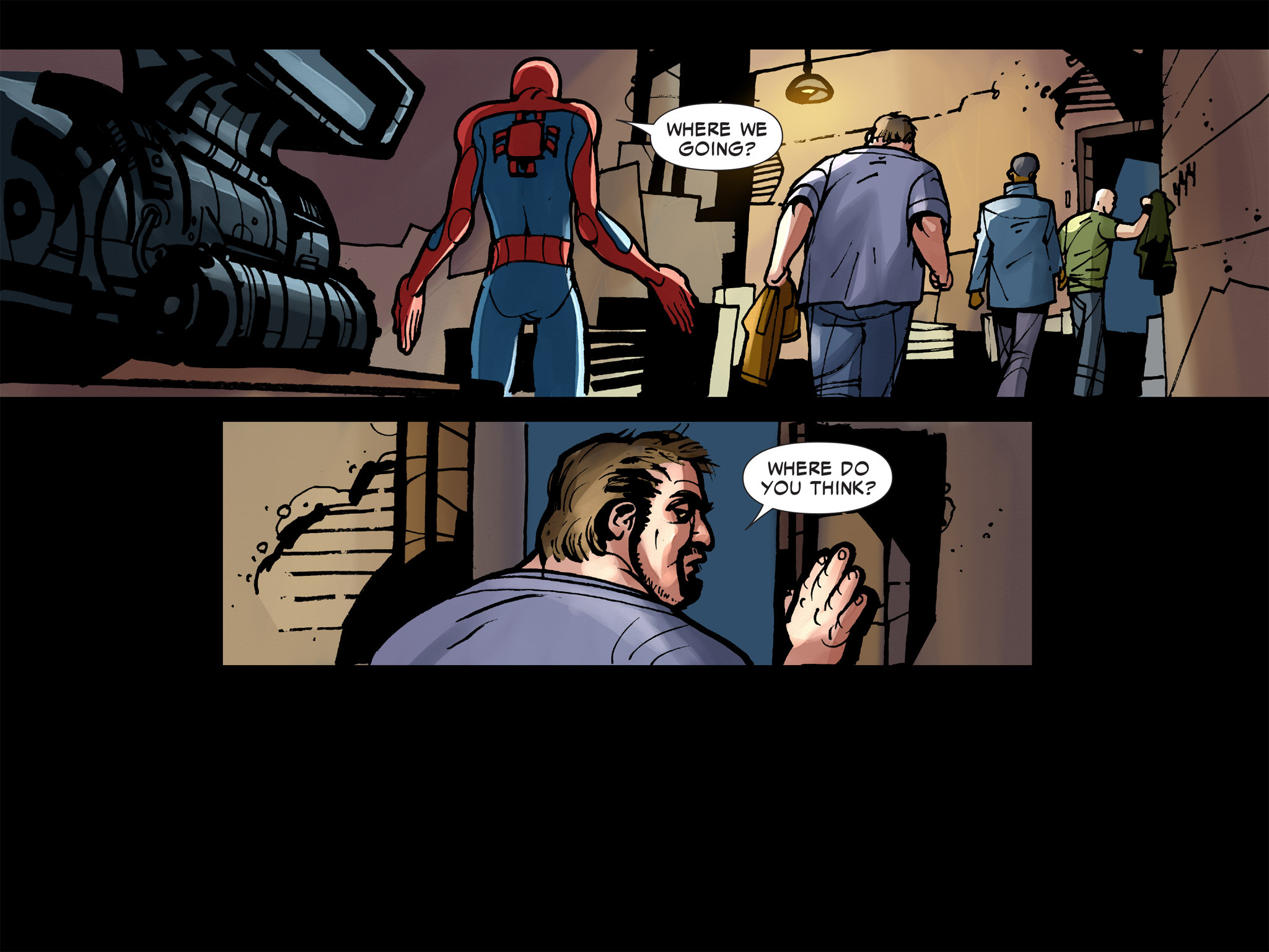 Read online Amazing Spider-Man: Who Am I? comic -  Issue # Full (Part 2) - 26