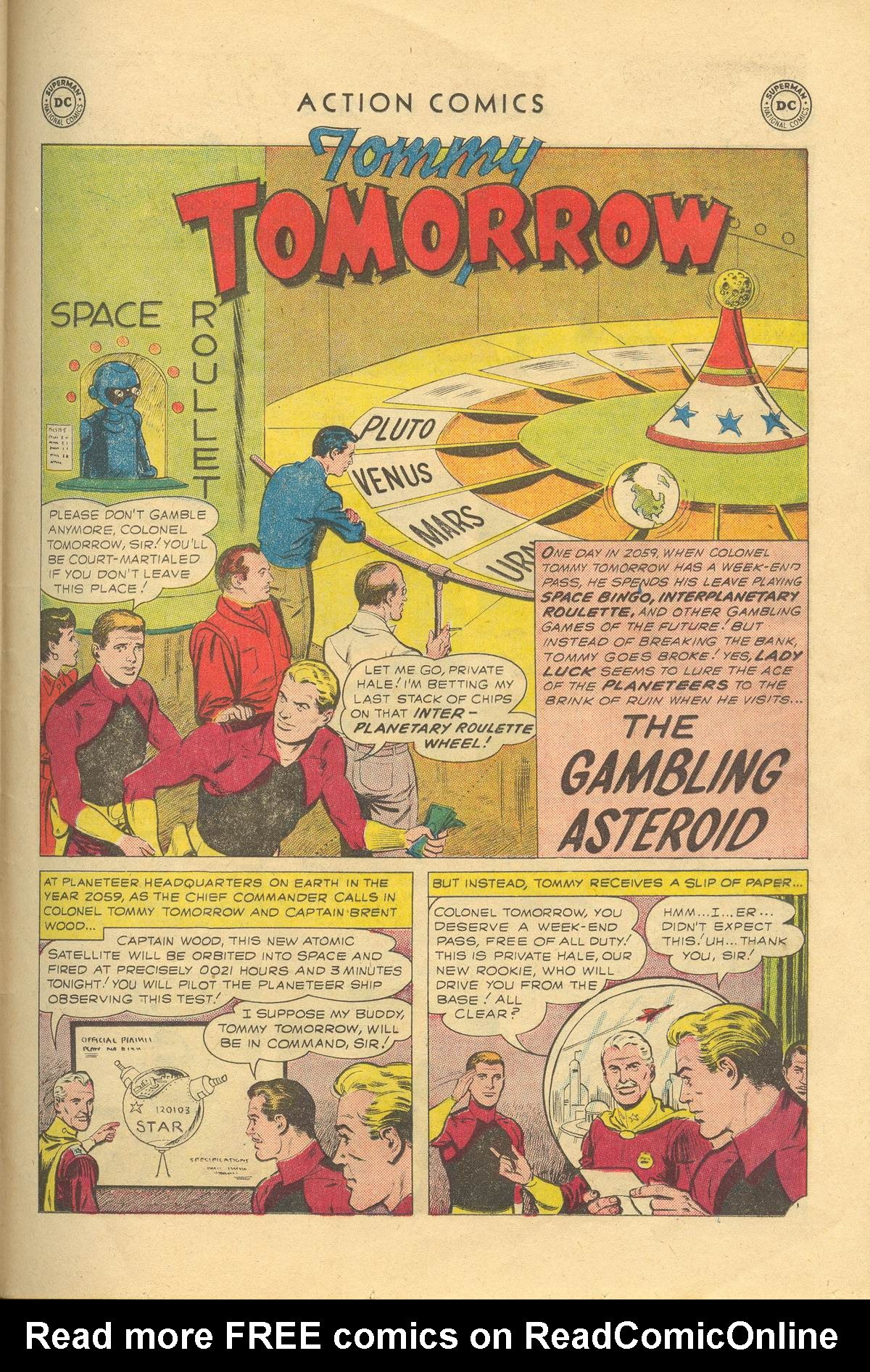 Read online Action Comics (1938) comic -  Issue #249 - 27
