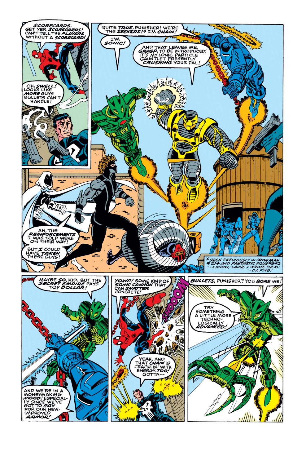 The Amazing Spider-Man (1963) 355 Page 10