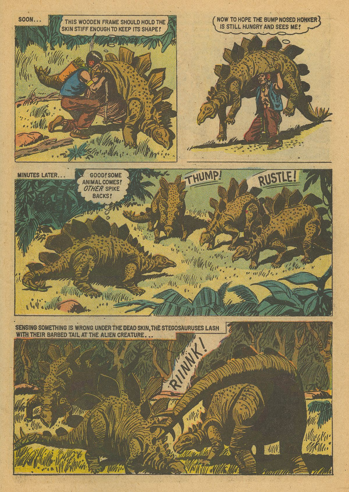 Read online Turok, Son of Stone comic -  Issue #16 - 31