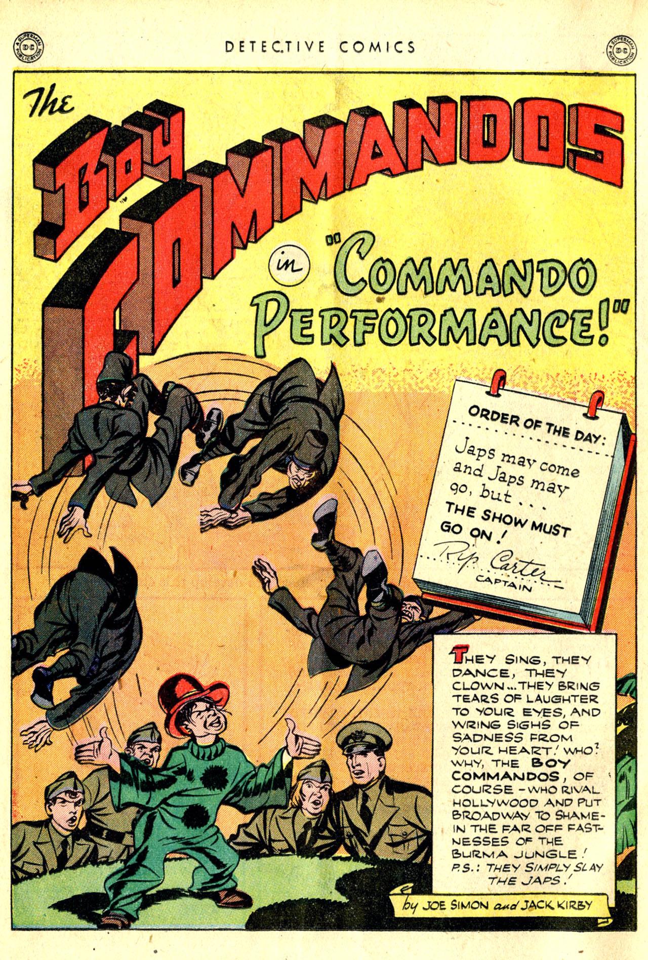 Read online Detective Comics (1937) comic -  Issue #90 - 18