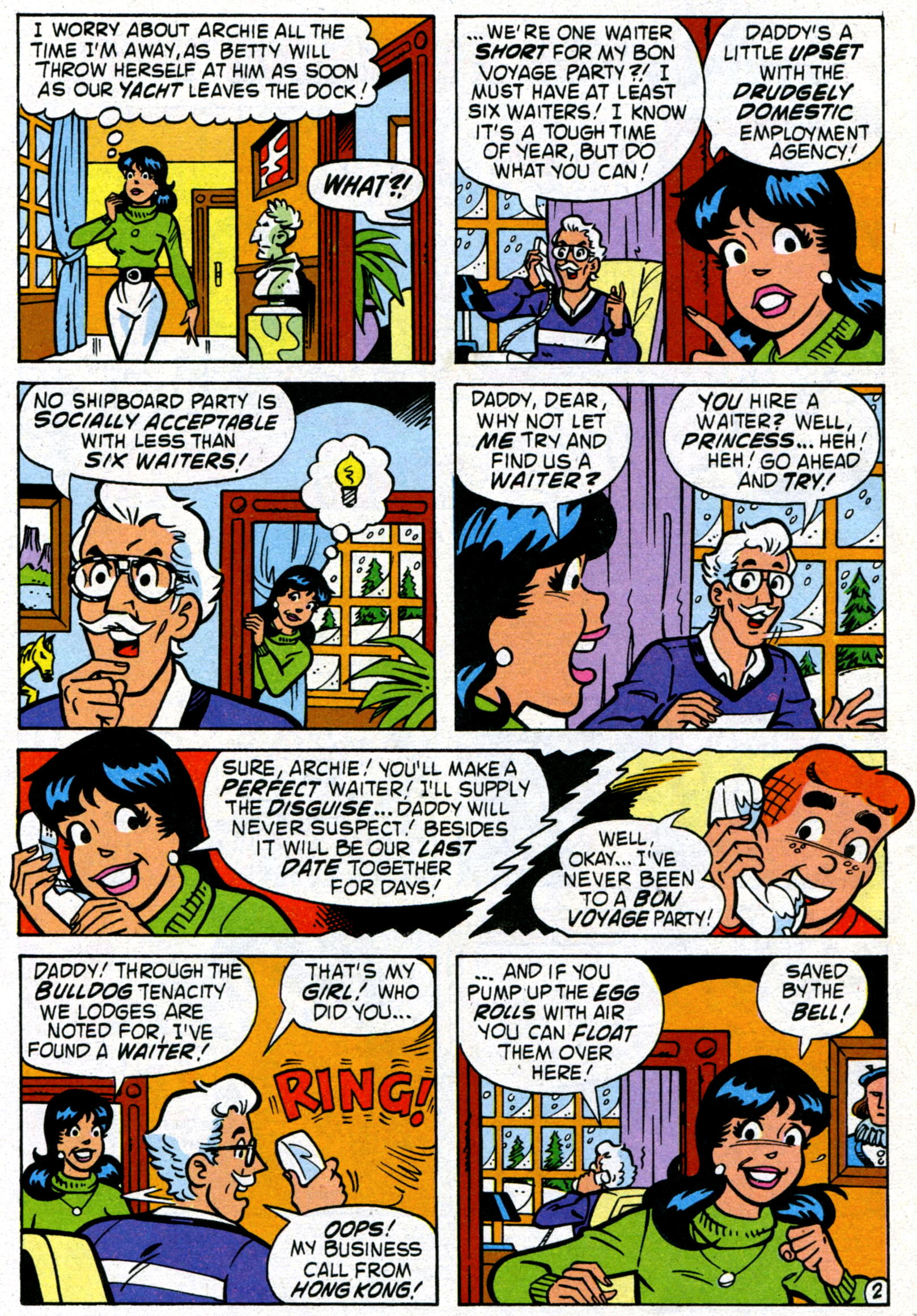 Read online World of Archie comic -  Issue #14 - 4