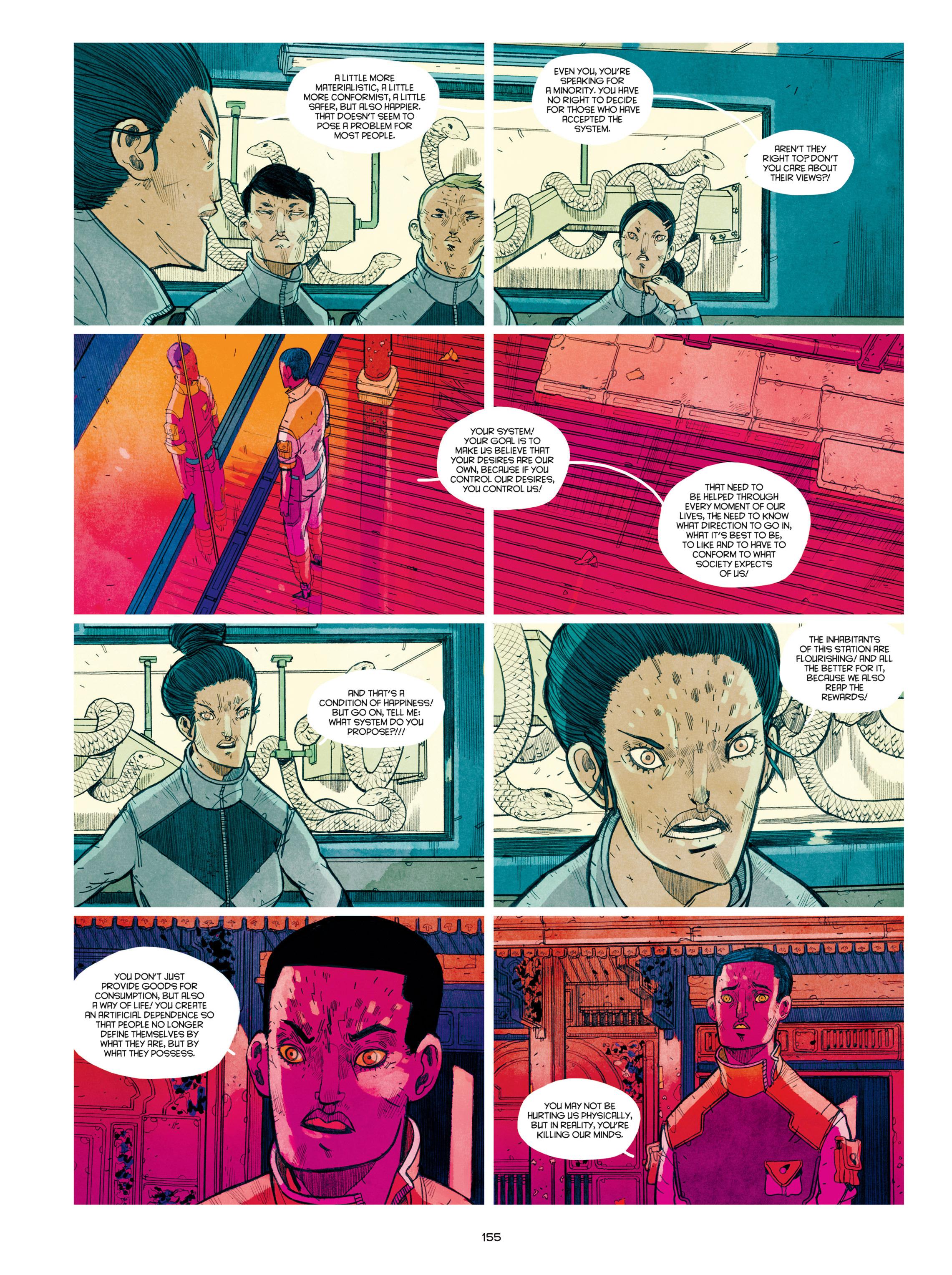 Read online Shangri-La comic -  Issue # Full - 156