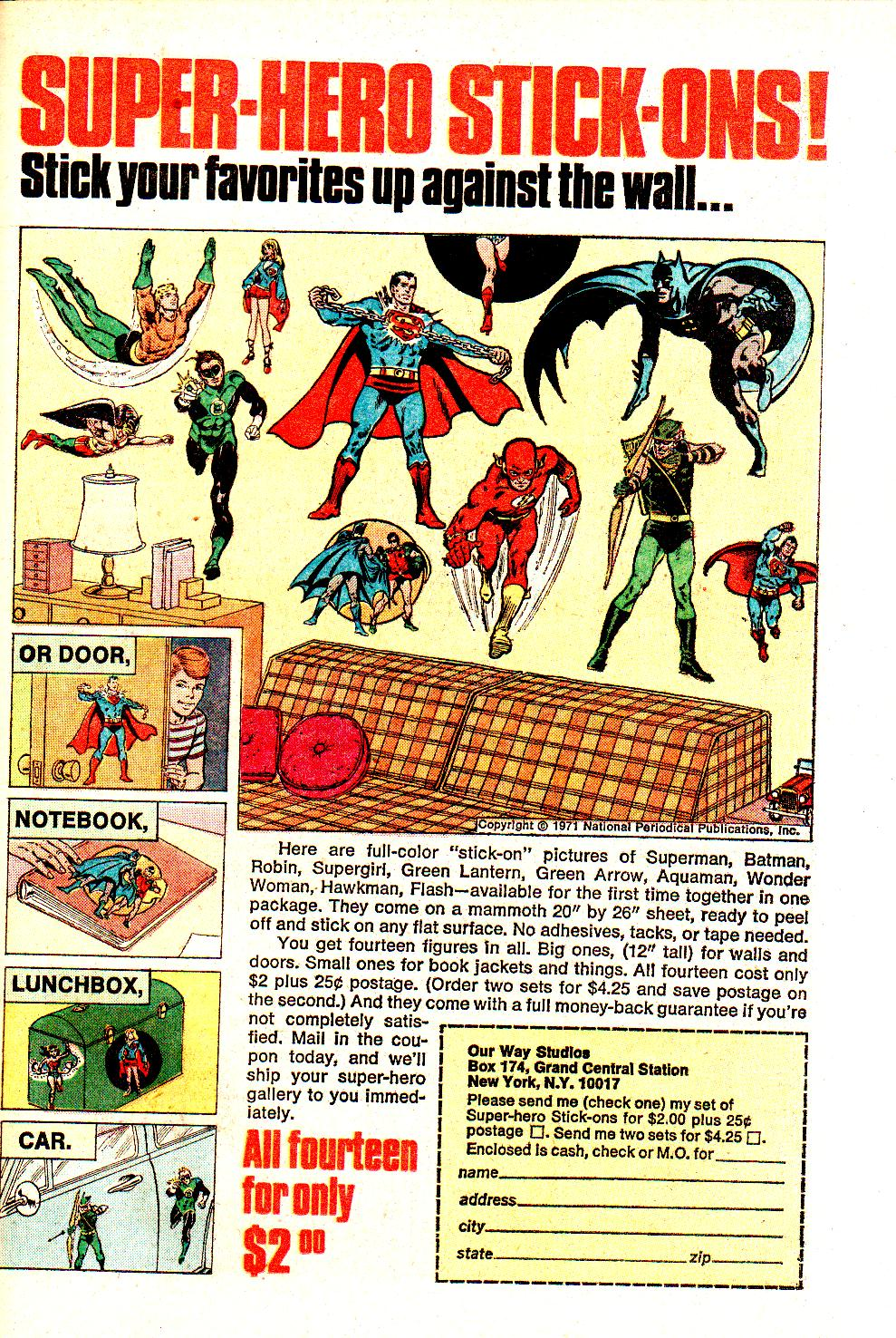 Read online All-Star Western (1970) comic -  Issue #11 - 33