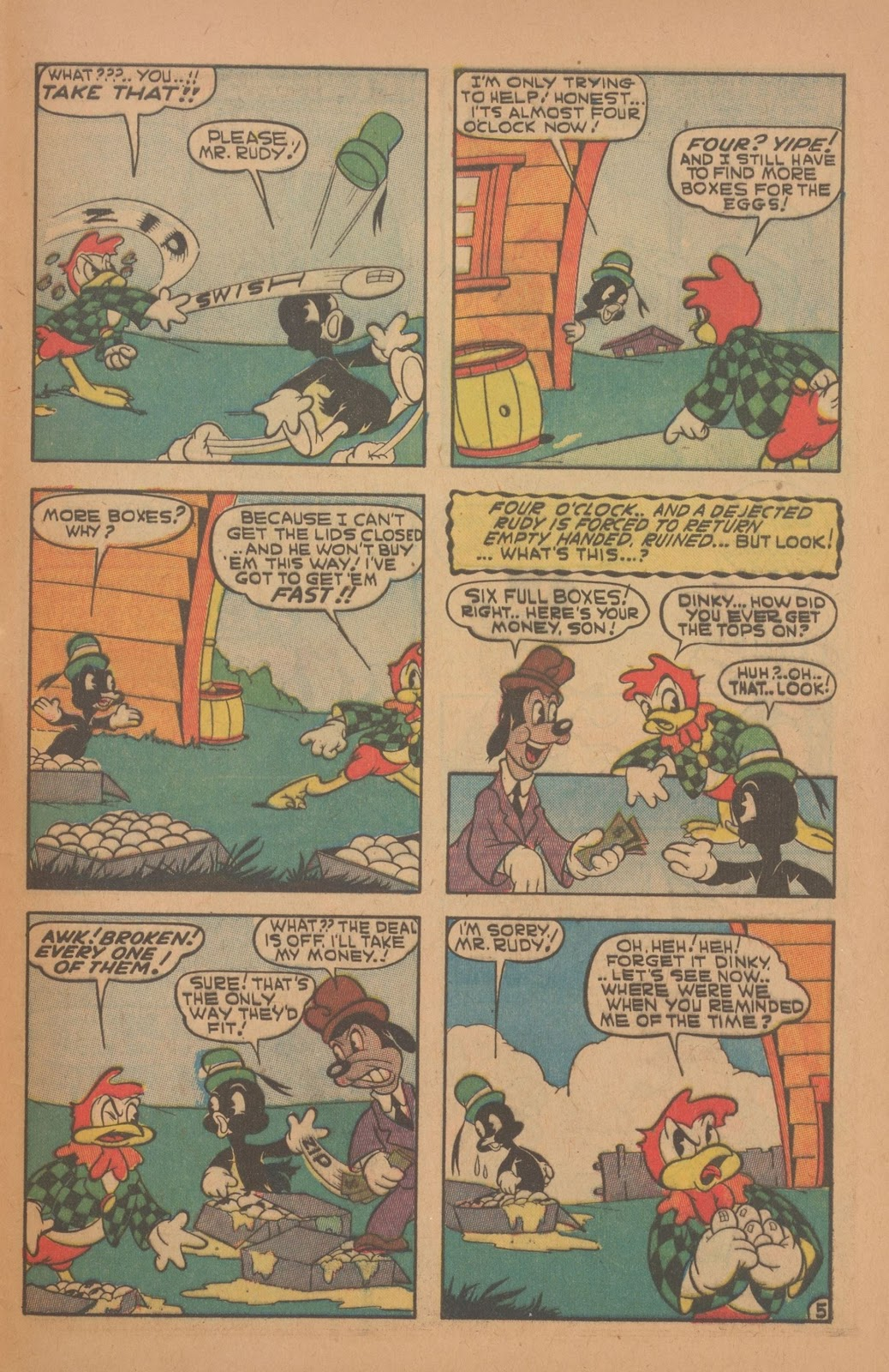Terry-Toons Comics issue 27 - Page 47