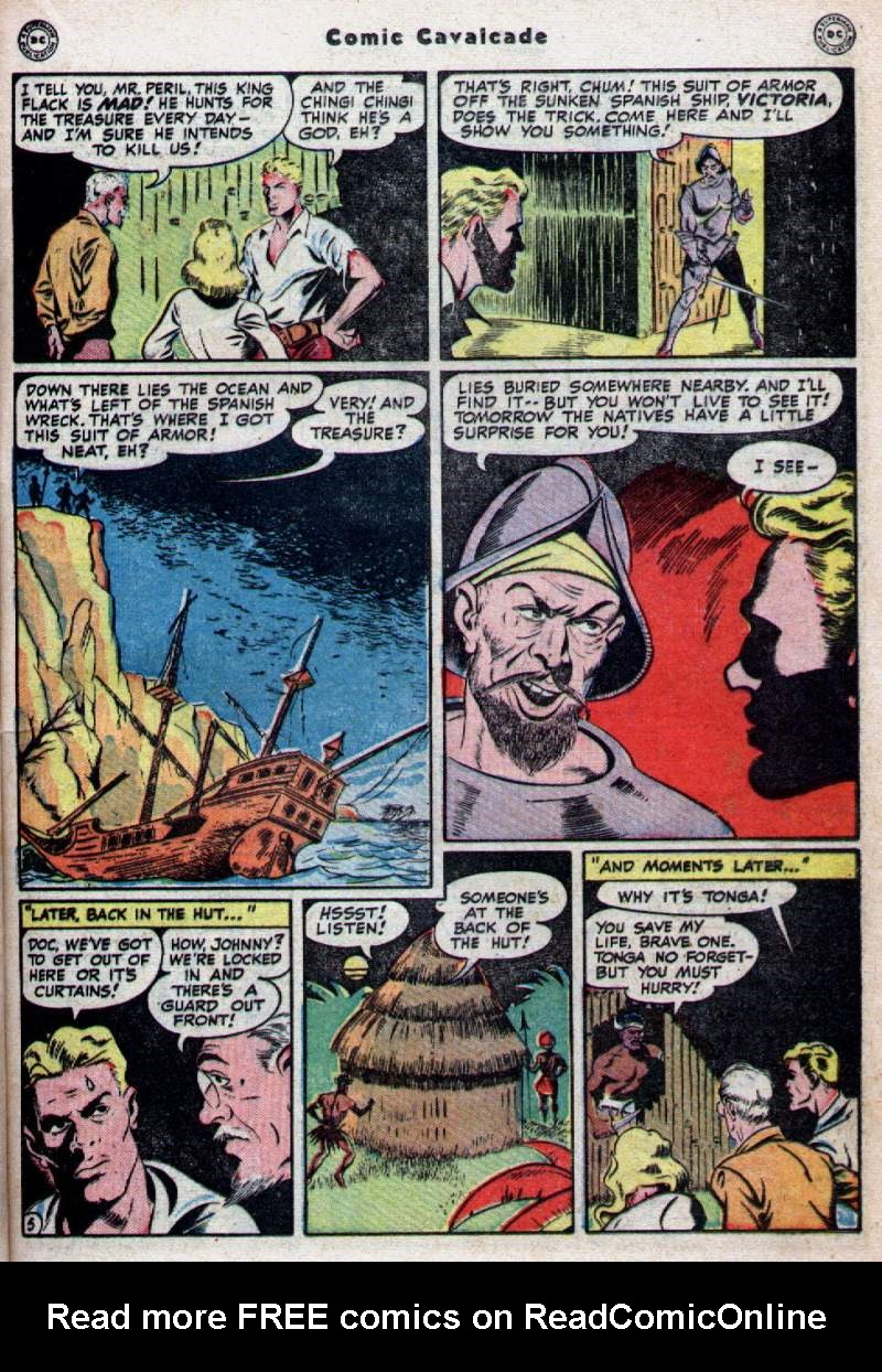 Comic Cavalcade issue 28 - Page 23