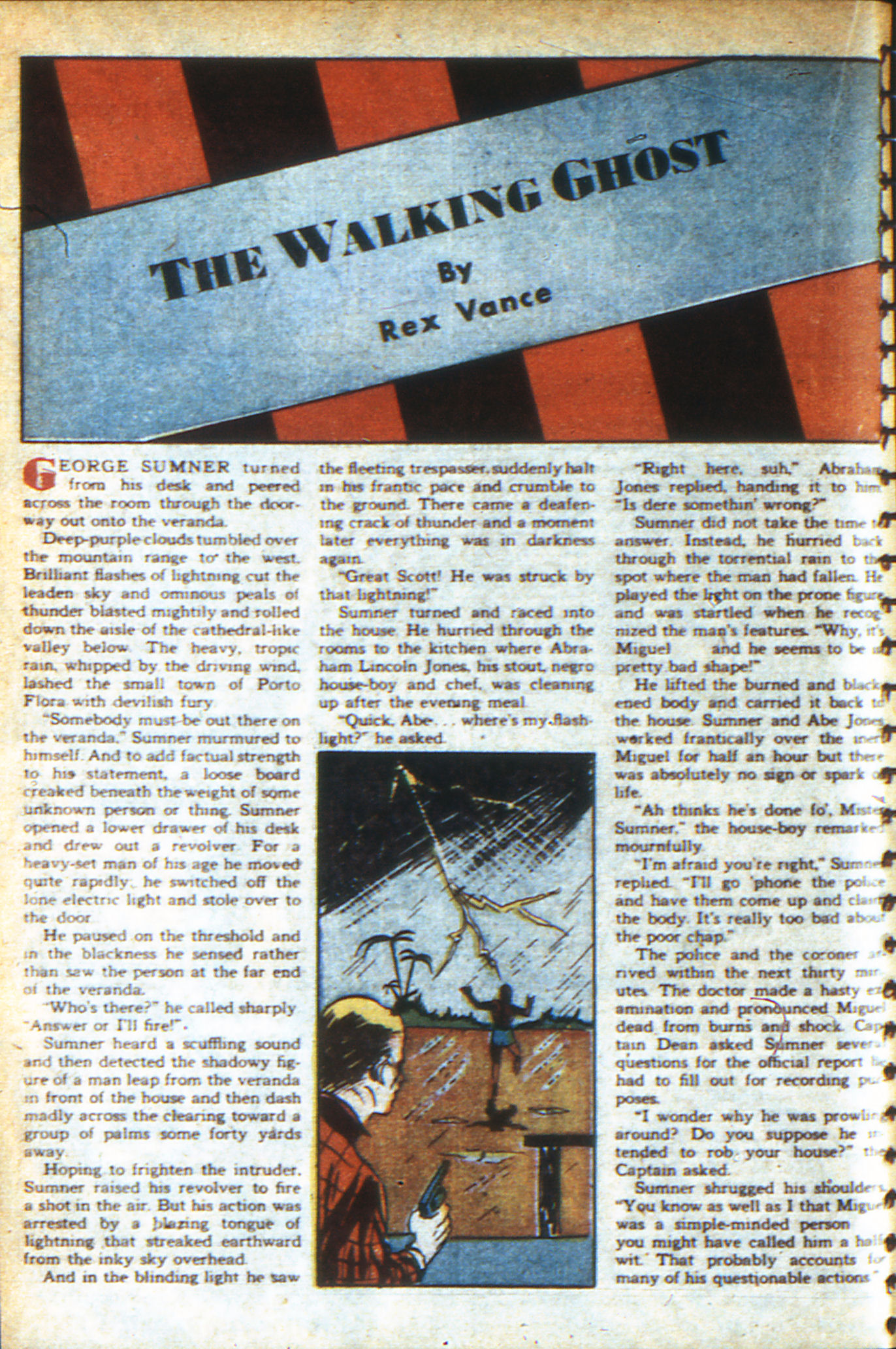 Read online Adventure Comics (1938) comic -  Issue #47 - 35