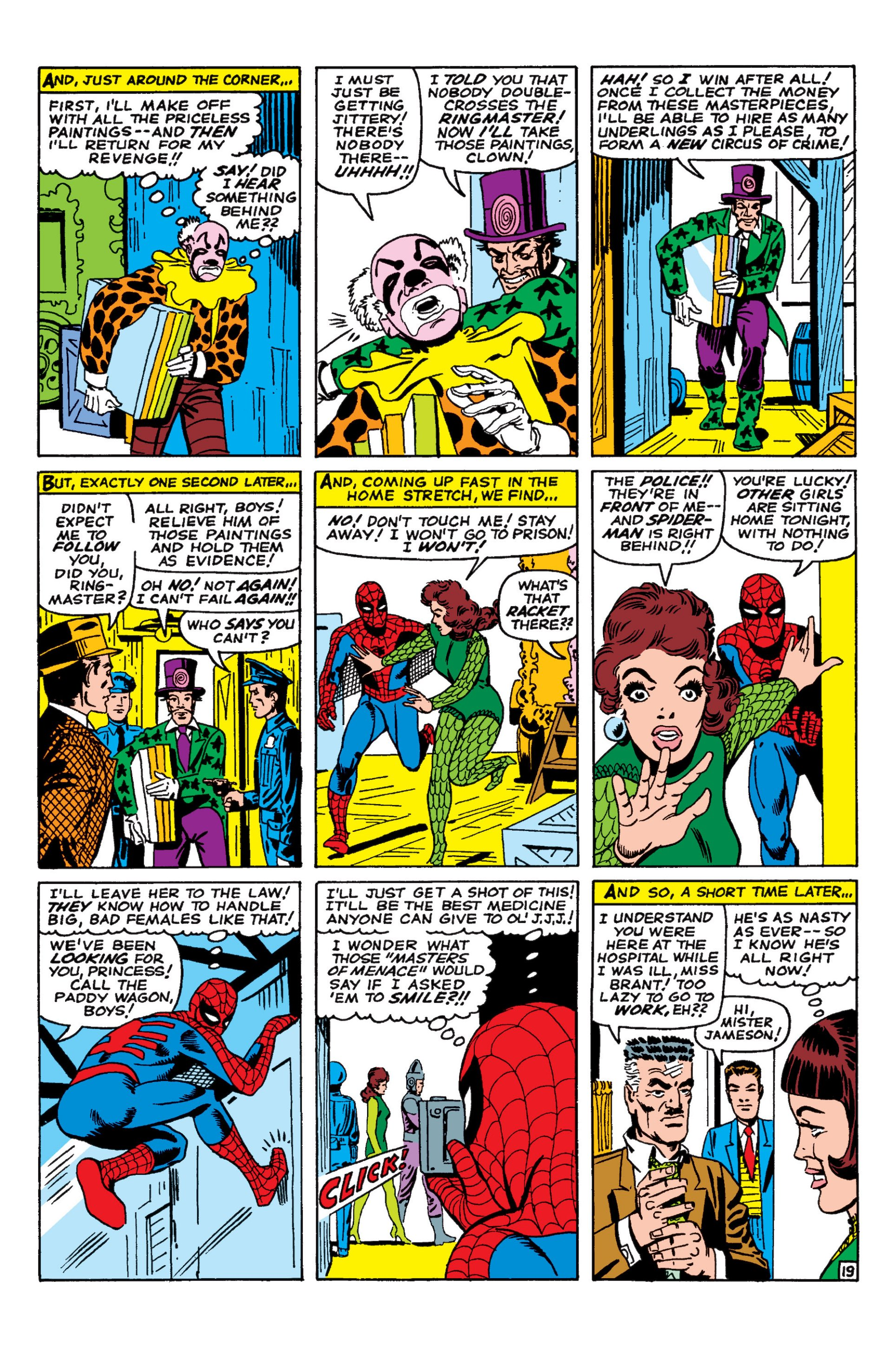 The Amazing Spider-Man (1963) 22 Page 19