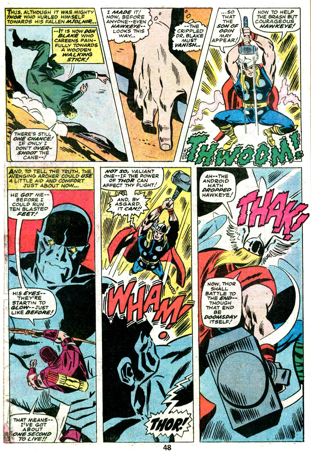 Giant-Size Avengers (1974) issue 5 - Page 39