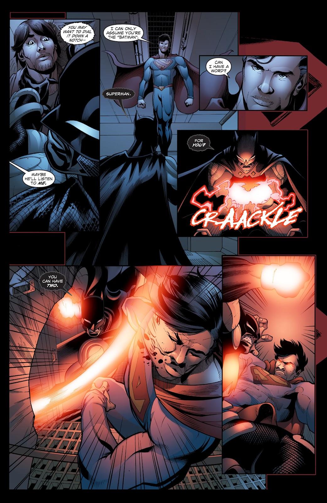 Read online Smallville Season 11 [II] comic -  Issue # TPB 2 - 36