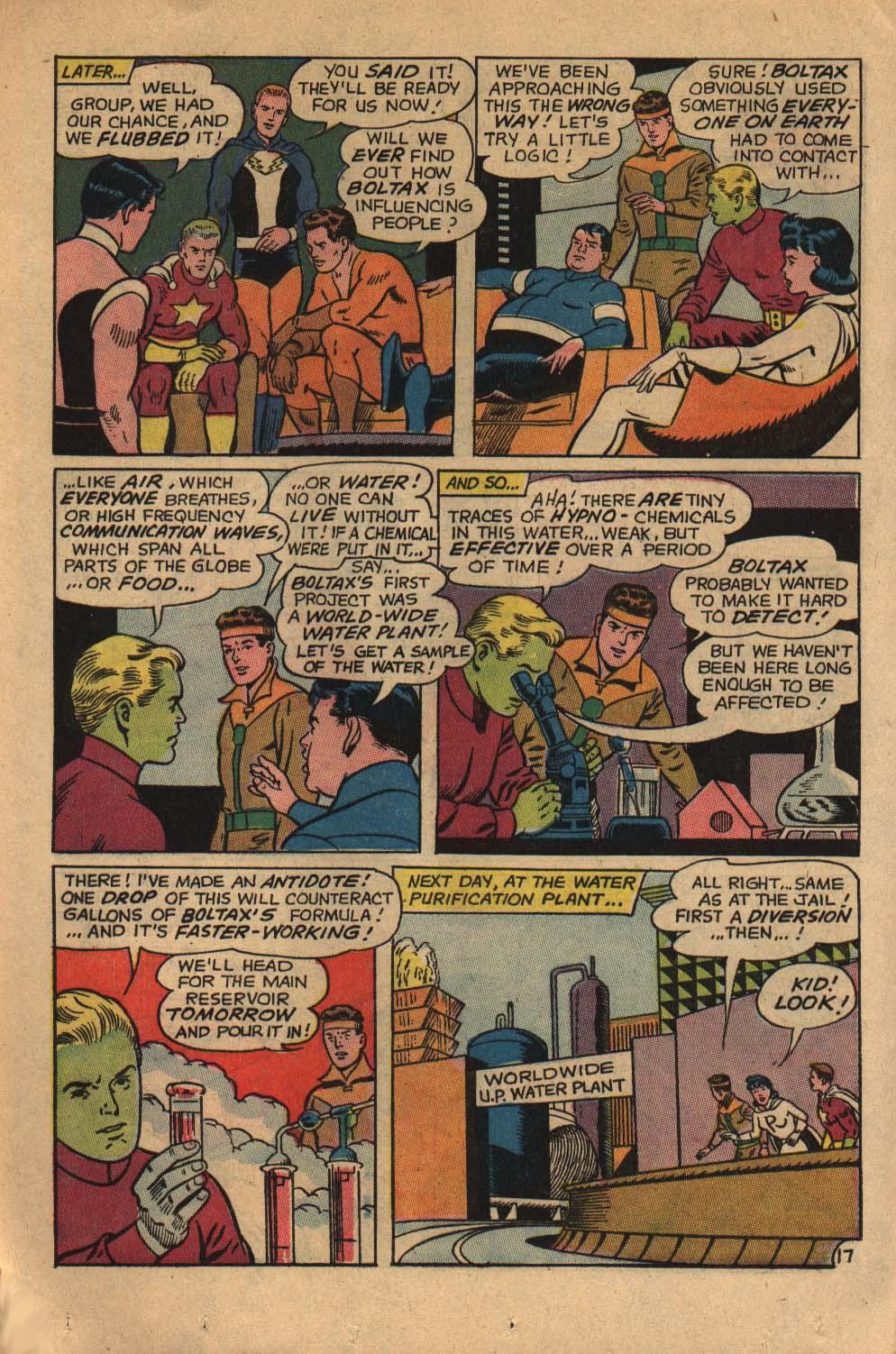 Read online Adventure Comics (1938) comic -  Issue #360 - 24