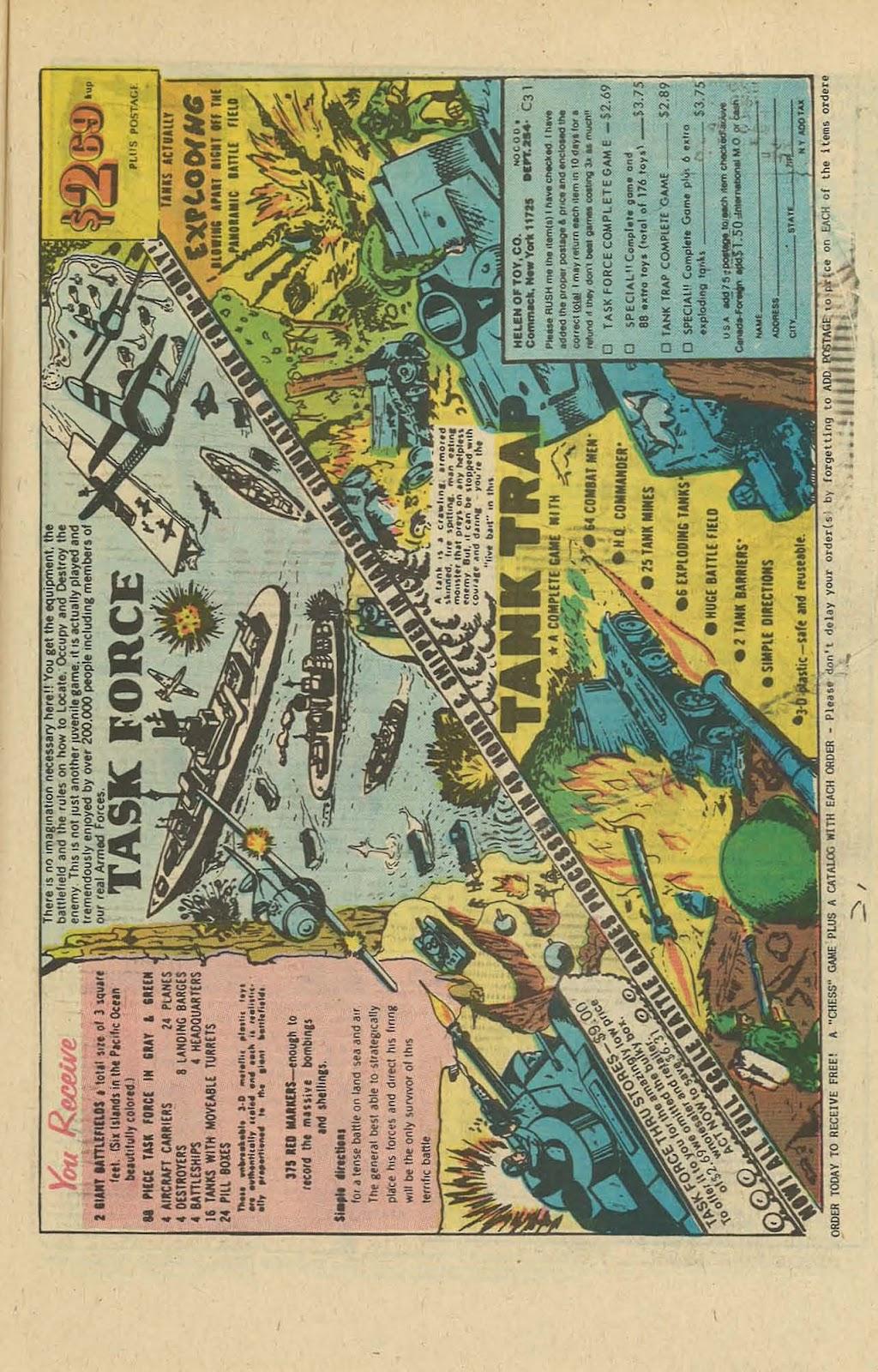 Read online Fightin' Navy comic -  Issue #127 - 33