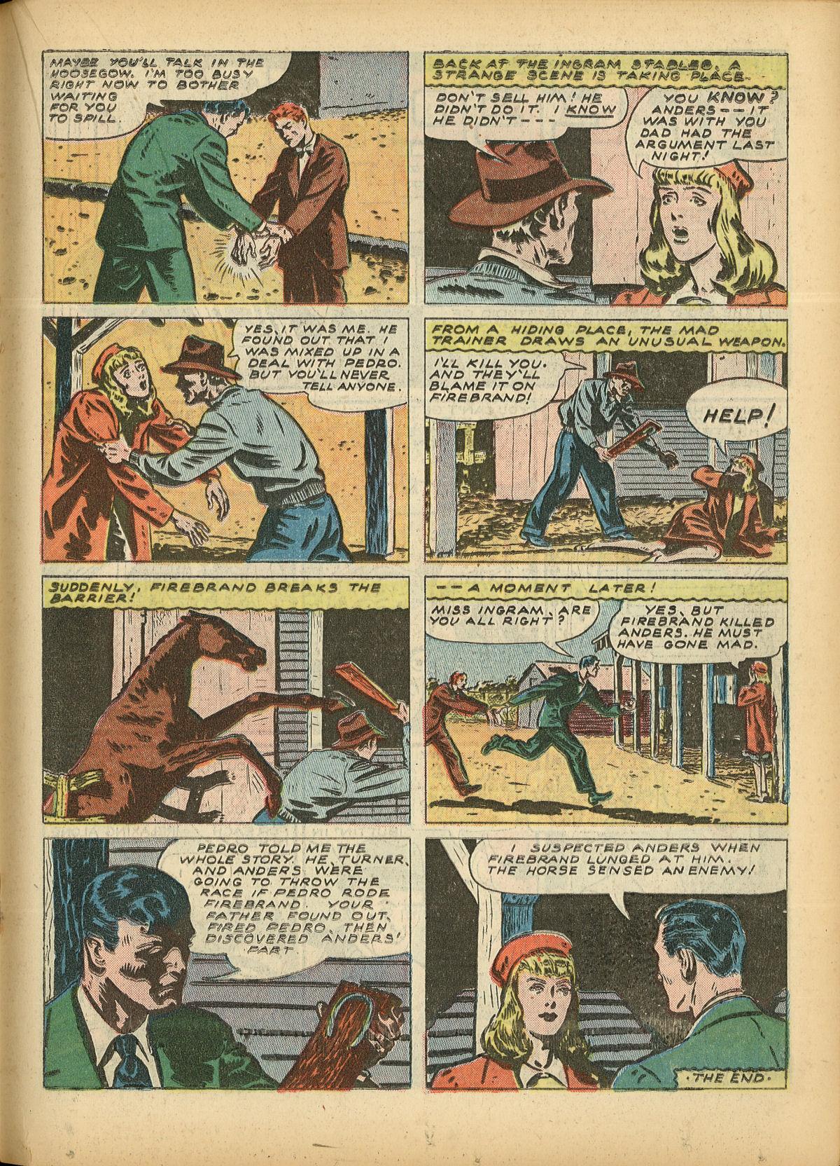 Read online Detective Comics (1937) comic -  Issue #55 - 35