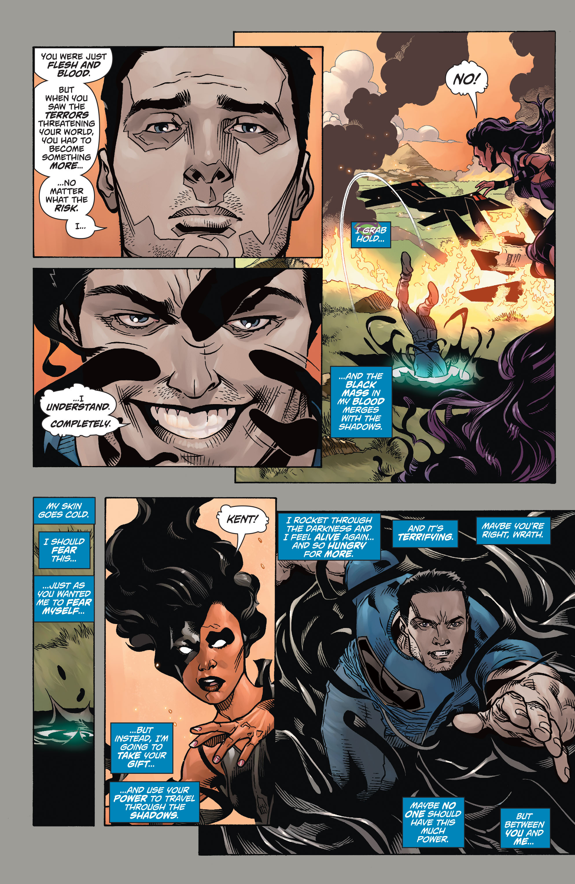 Read online Action Comics (2011) comic -  Issue #47 - 10