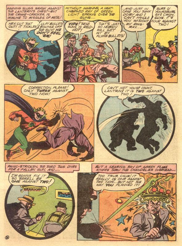 Green Lantern (1941) issue 8 - Page 9