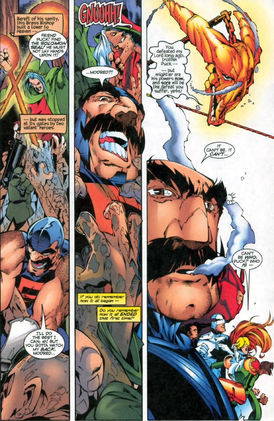 Read online Alpha Flight (1997) comic -  Issue #16 - 5