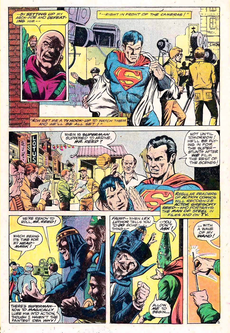 Read online Secret Society of Super-Villains comic -  Issue #7 - 7