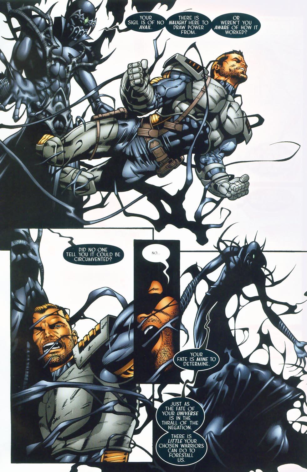 Read online Sigil (2000) comic -  Issue #37 - 10