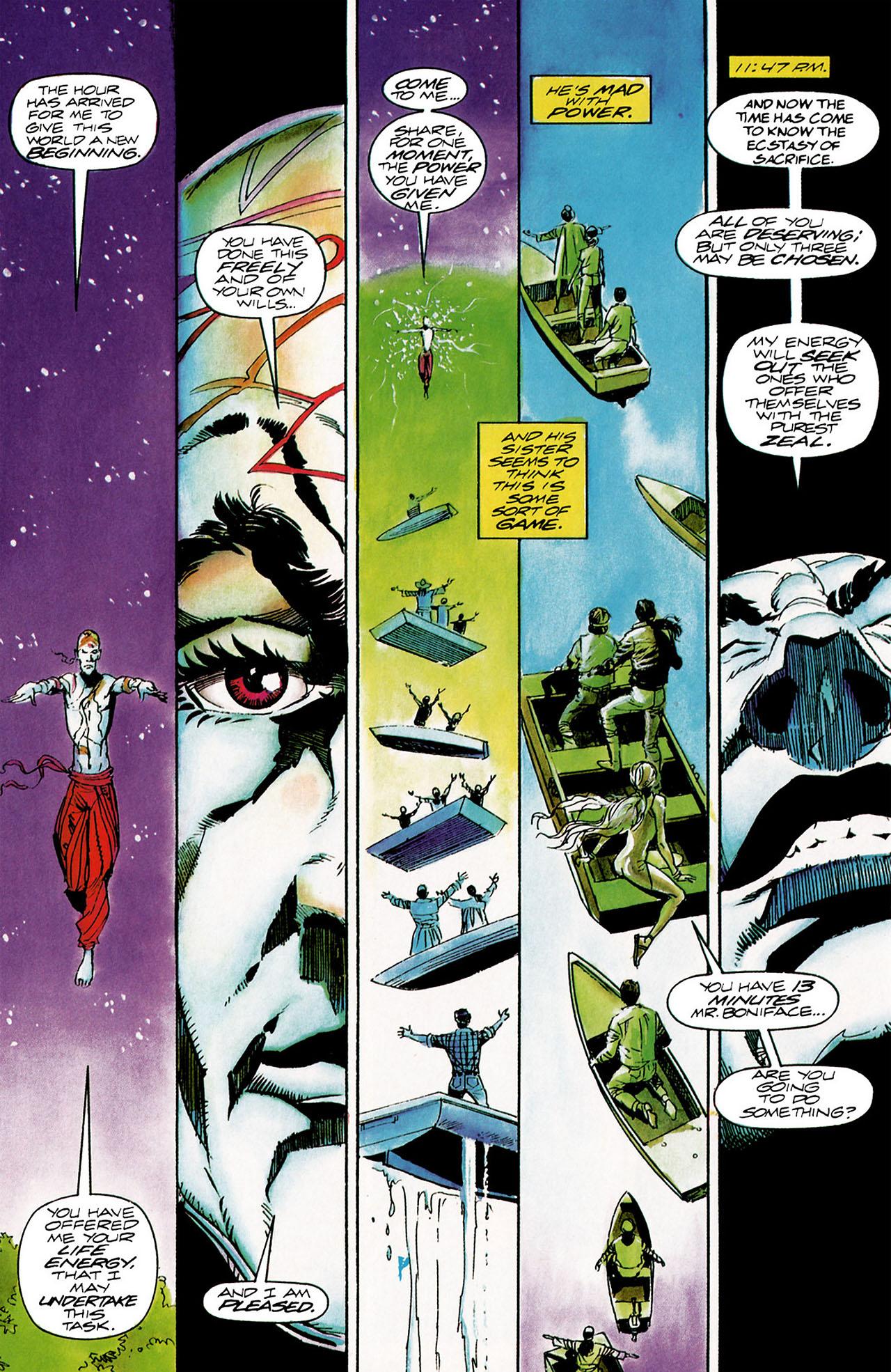 Read online Shadowman (1992) comic -  Issue #12 - 16