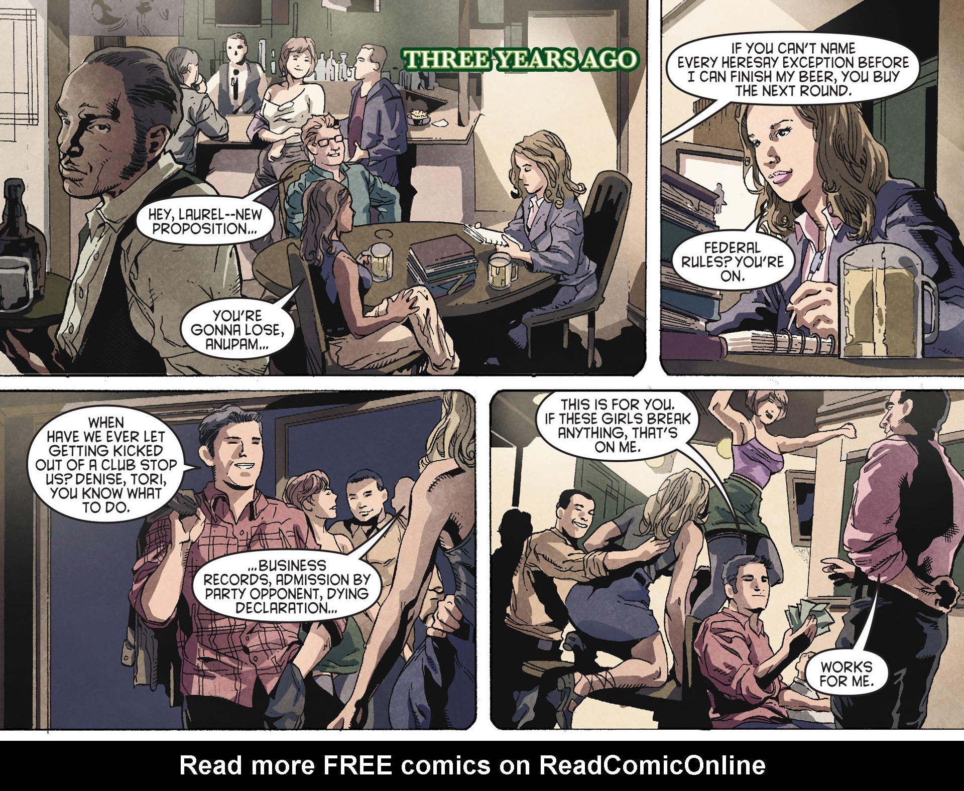 Read online Arrow [II] comic -  Issue #26 - 3