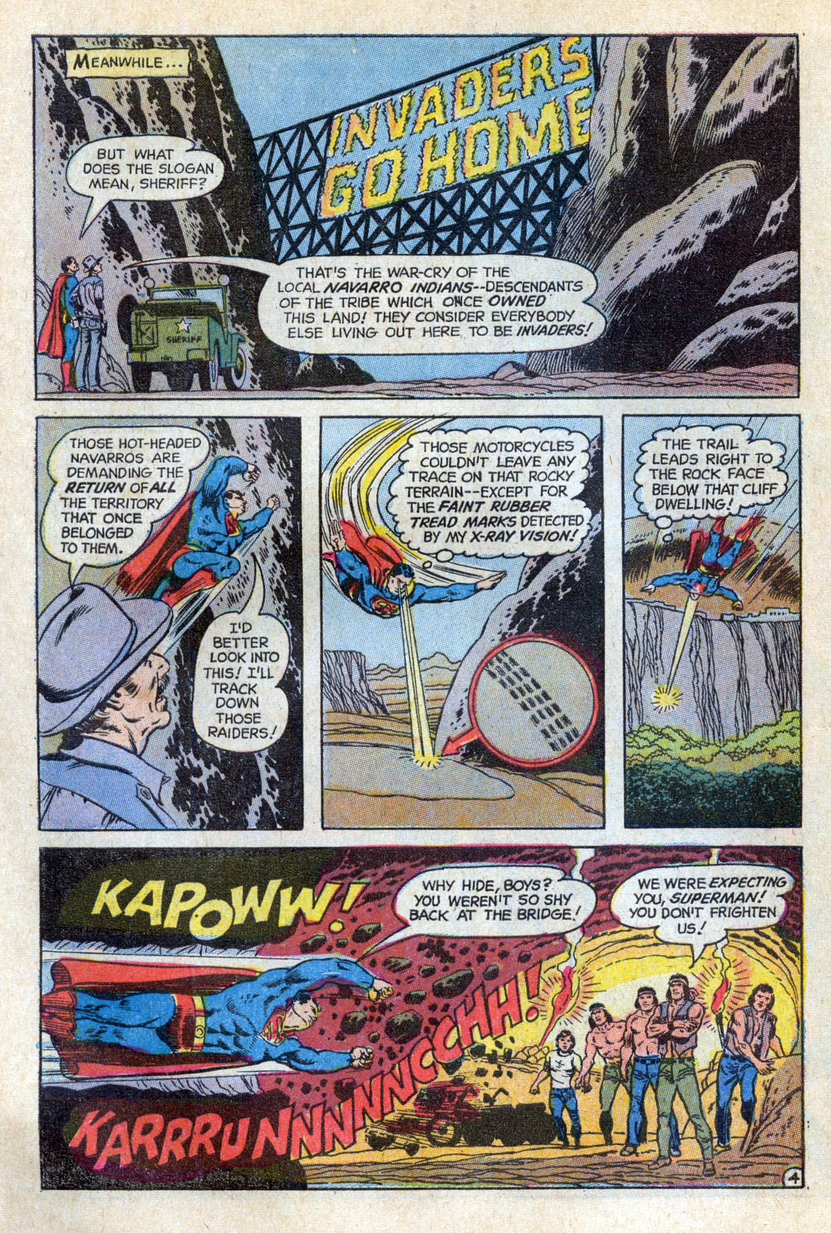 Read online Action Comics (1938) comic -  Issue #401 - 7