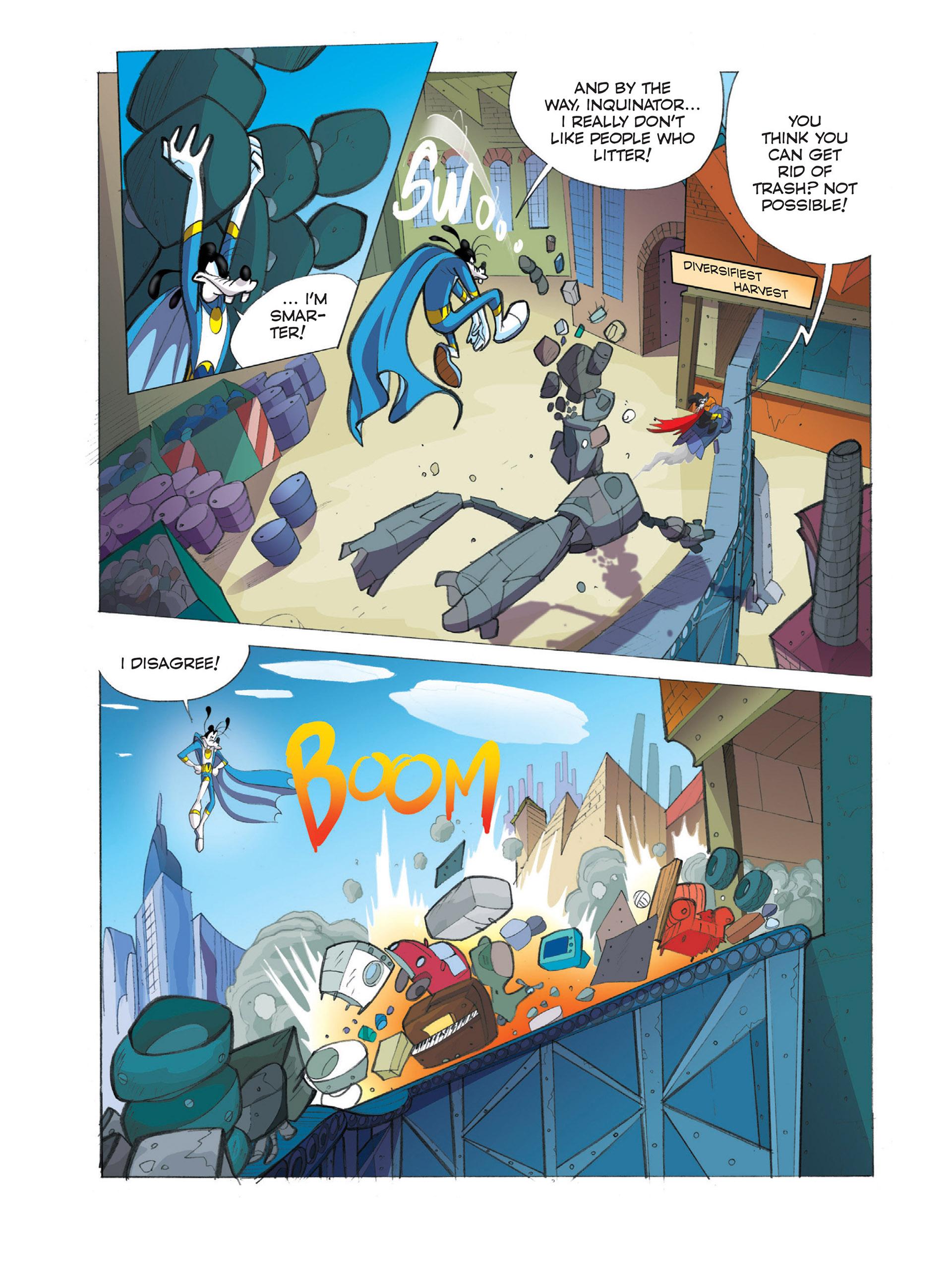 Read online Ultraheroes comic -  Issue #2 - 18