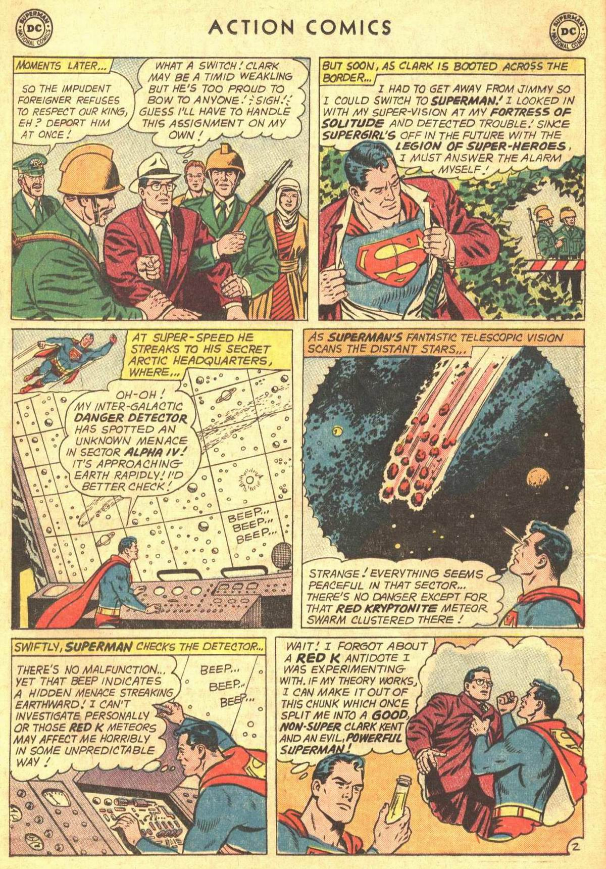Action Comics (1938) 311 Page 3