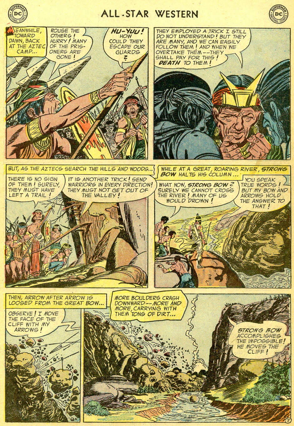 Read online All-Star Western (1951) comic -  Issue #75 - 15