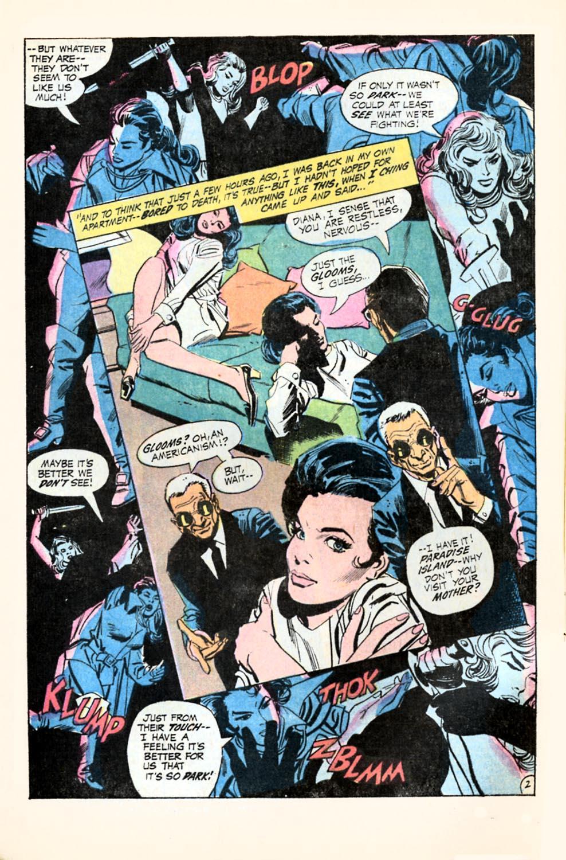 Read online Wonder Woman (1942) comic -  Issue #190 - 4