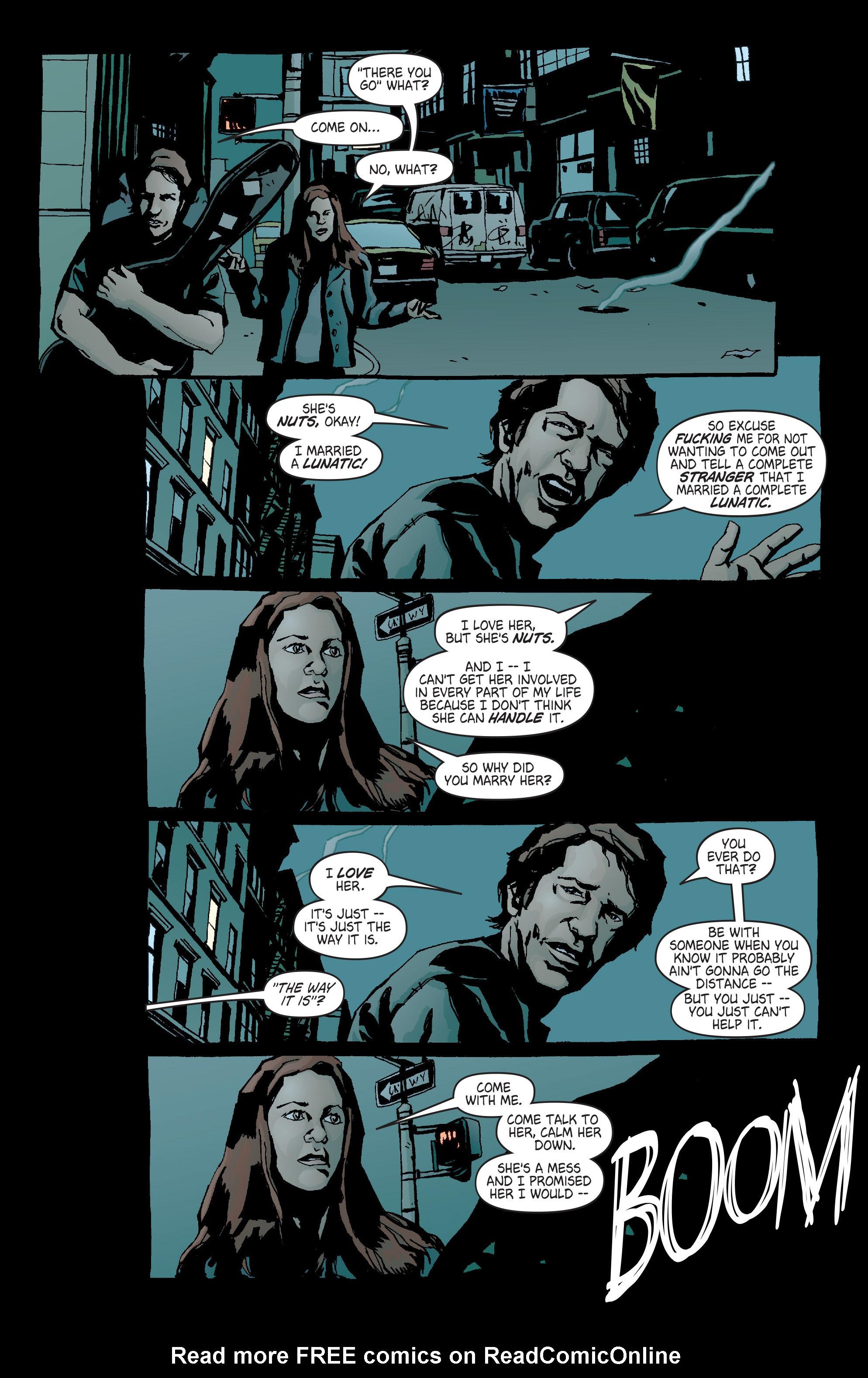Read online Alias comic -  Issue #8 - 8