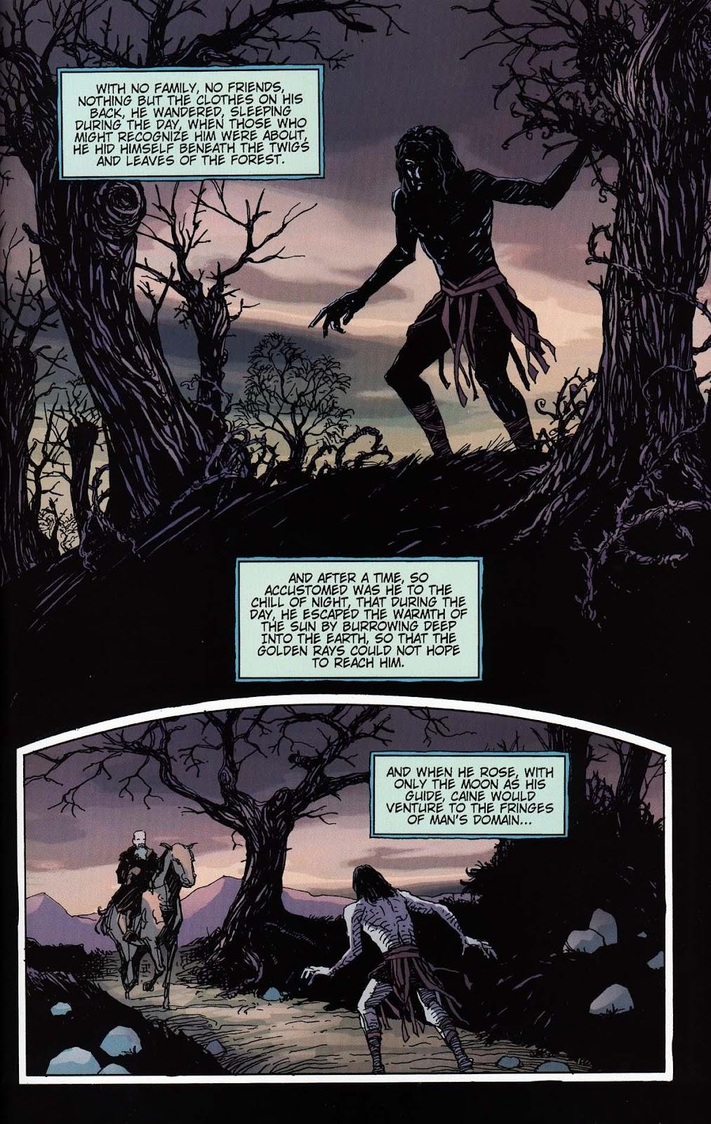 Read online Vampire the Masquerade comic -  Issue # Toreador - 25