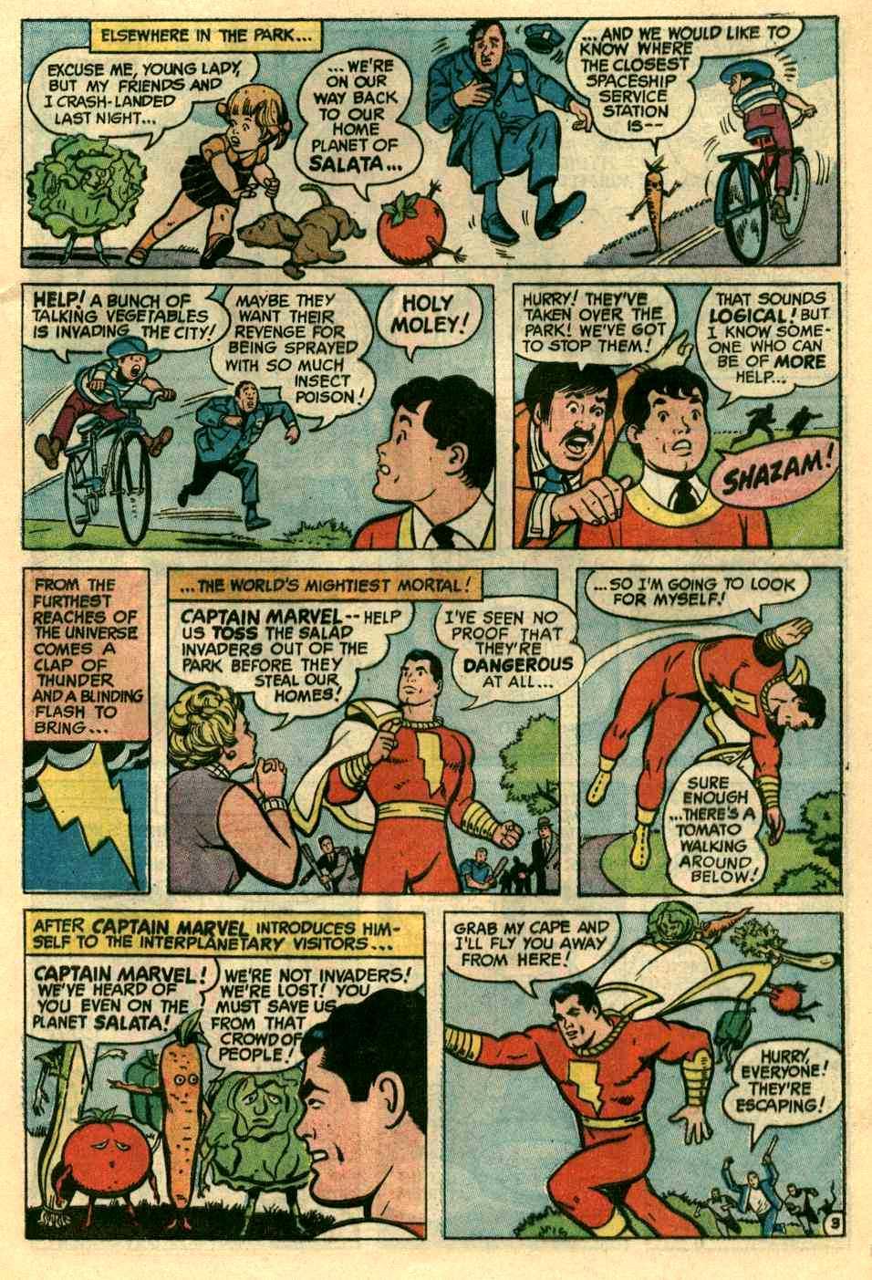 Read online Shazam! (1973) comic -  Issue #10 - 4