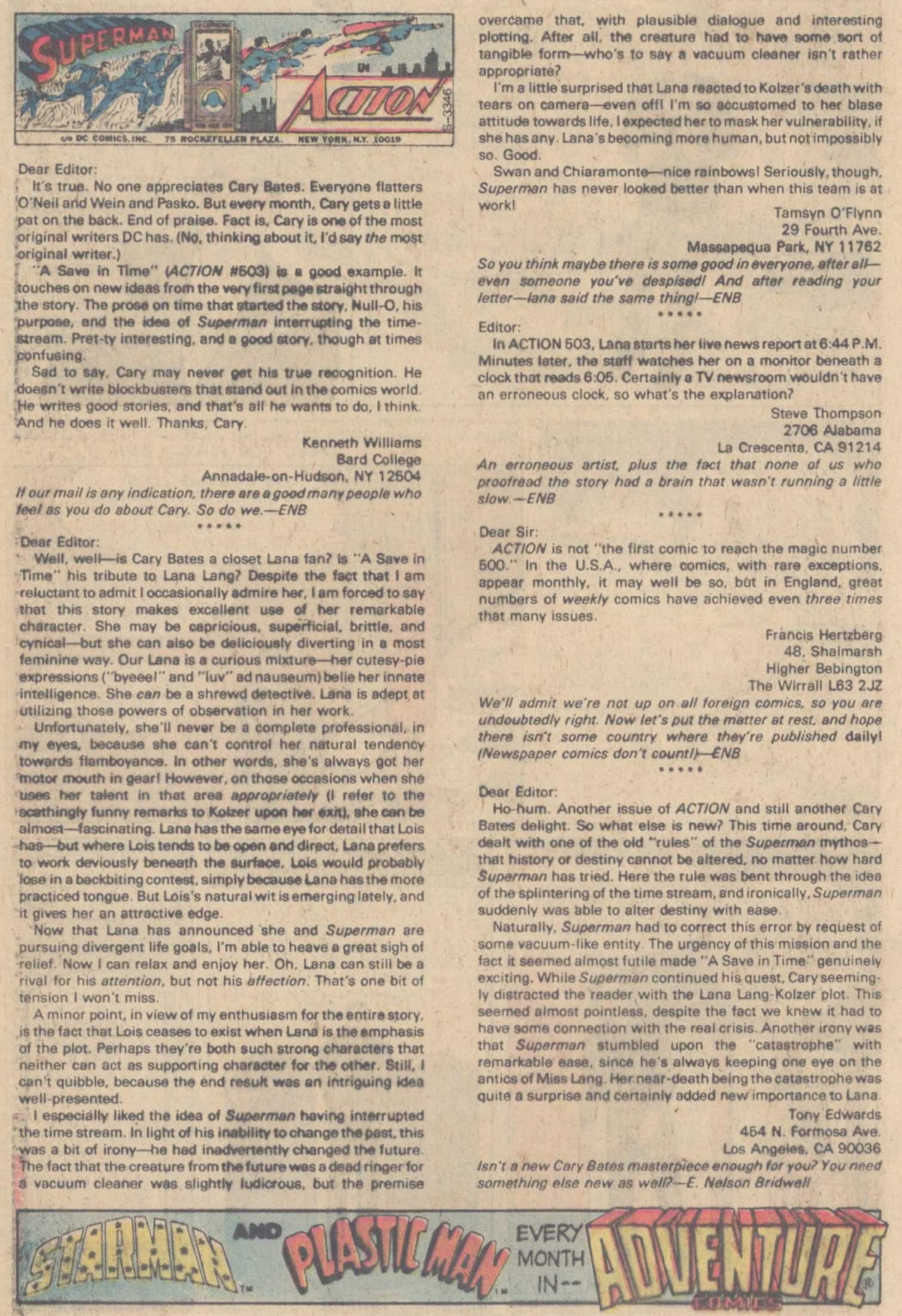 Action Comics (1938) 508 Page 31