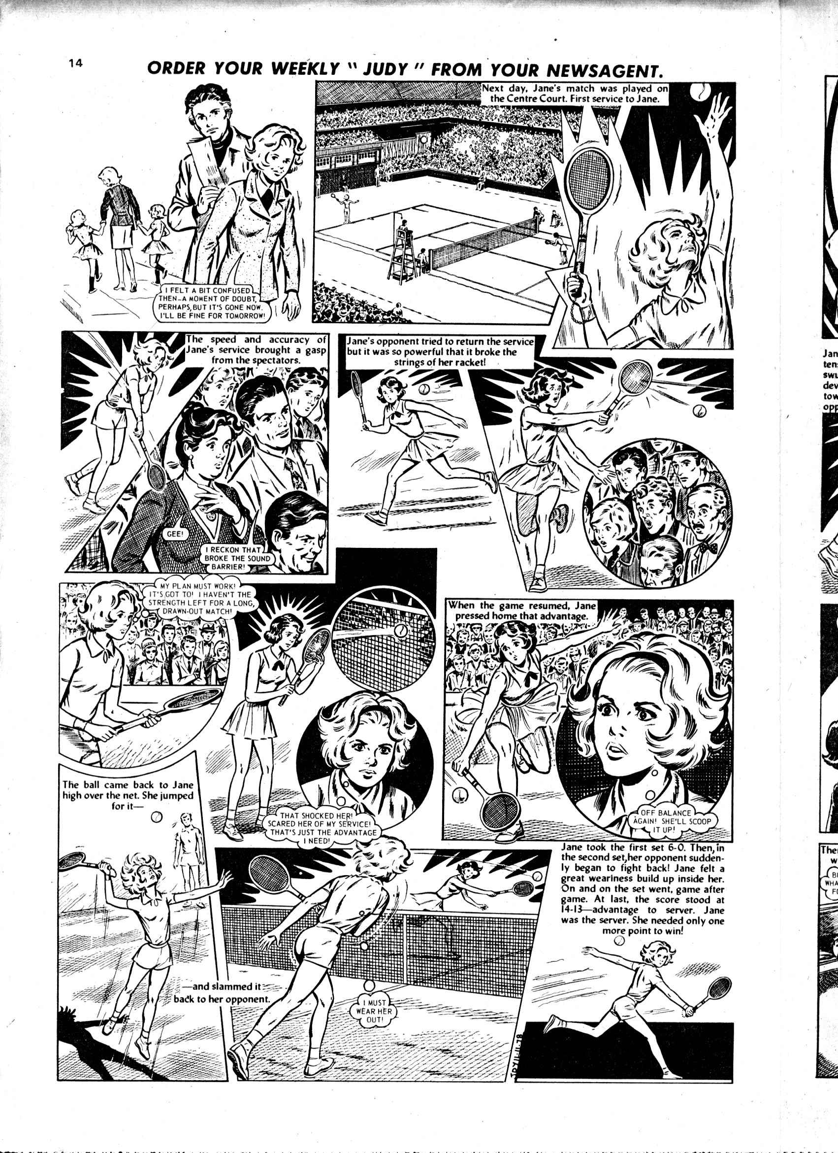 Read online Judy comic -  Issue #983 - 14