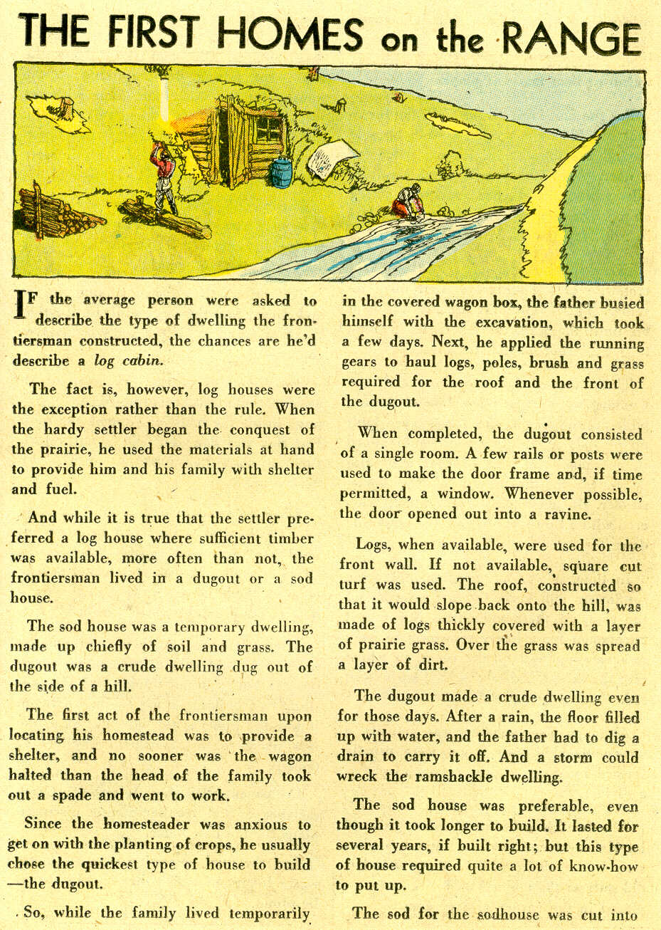 Read online All-Star Western (1951) comic -  Issue #83 - 25