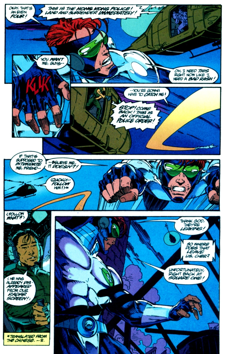 Read online Gunfire comic -  Issue #11 - 11